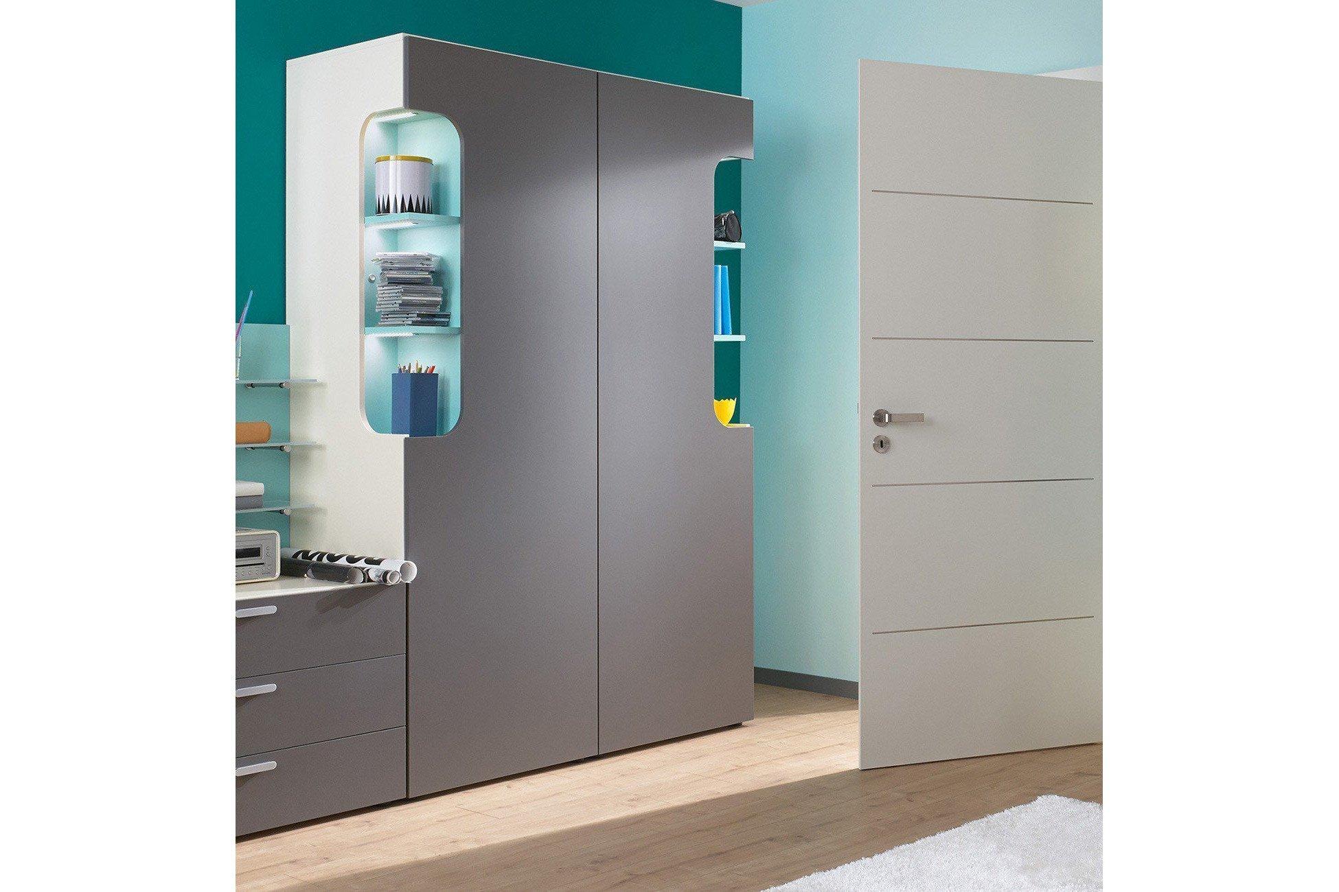 max i schrank kombi rudolf creme felsgrau m bel letz ihr online shop. Black Bedroom Furniture Sets. Home Design Ideas