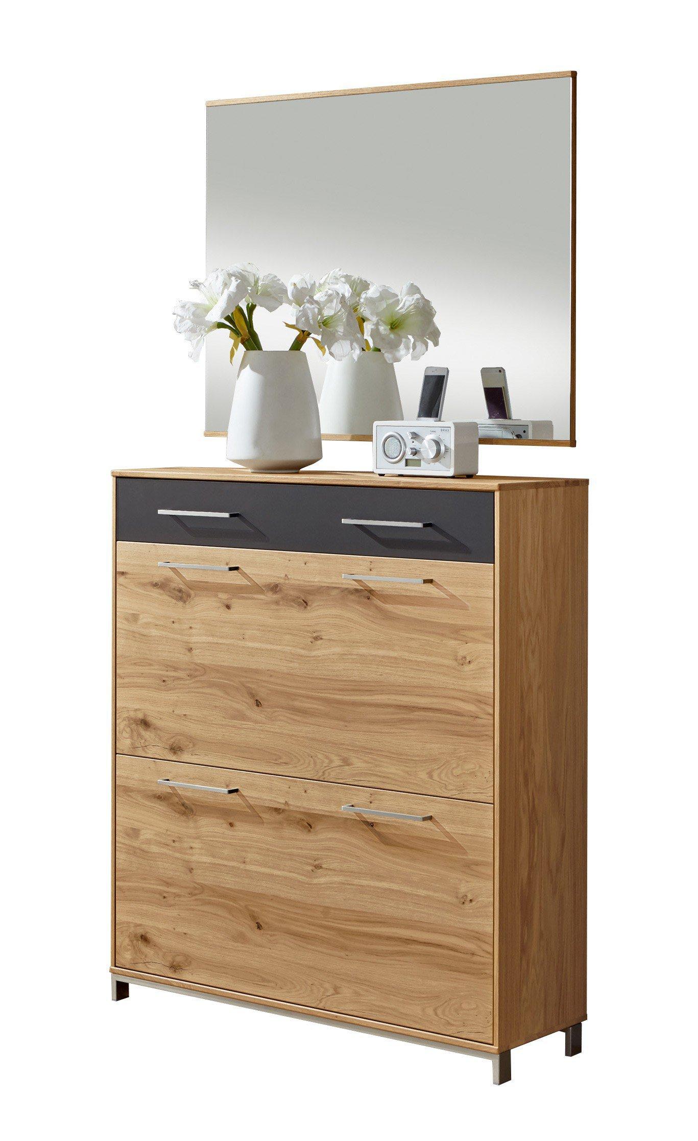kollektion letz garderobe valerie eiche m bel letz ihr online shop. Black Bedroom Furniture Sets. Home Design Ideas