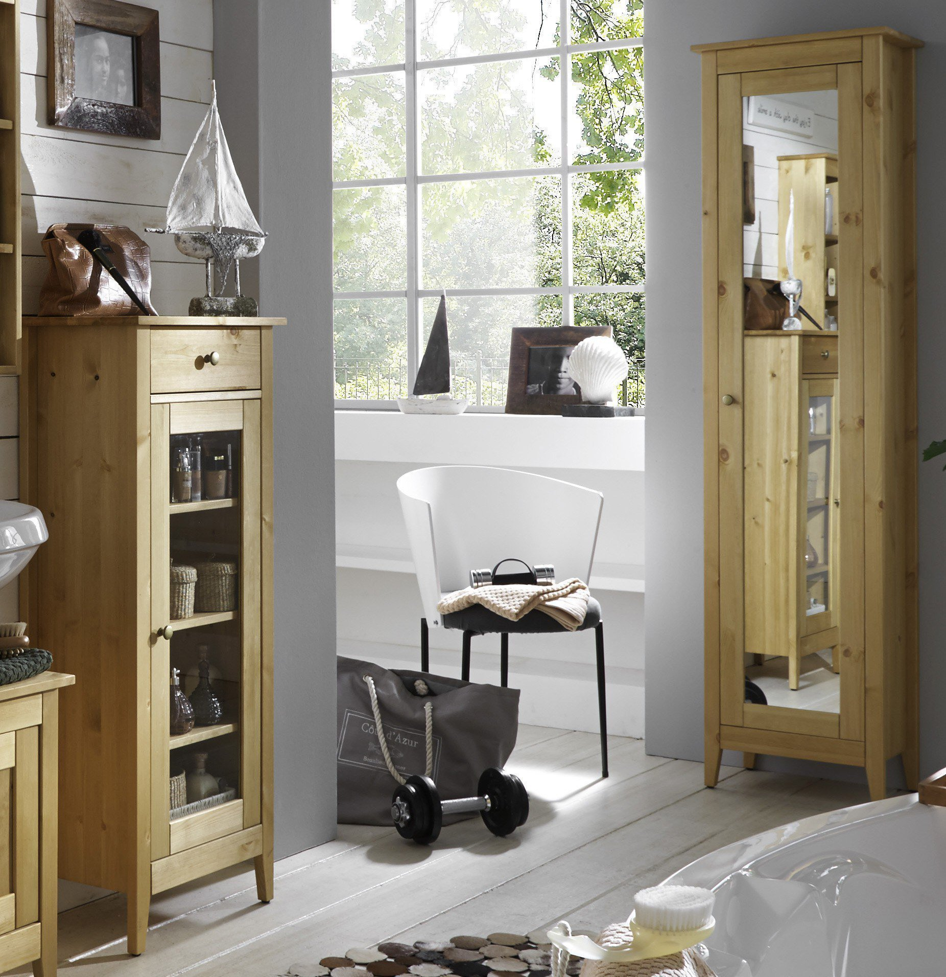 pure natur badezimmer kjell kiefer m bel letz ihr online shop. Black Bedroom Furniture Sets. Home Design Ideas