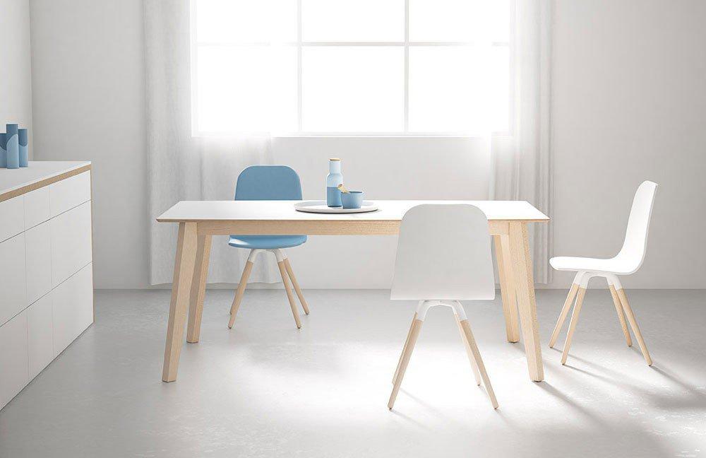 esstisch skandi design inspiration f r ihren heimtisch. Black Bedroom Furniture Sets. Home Design Ideas