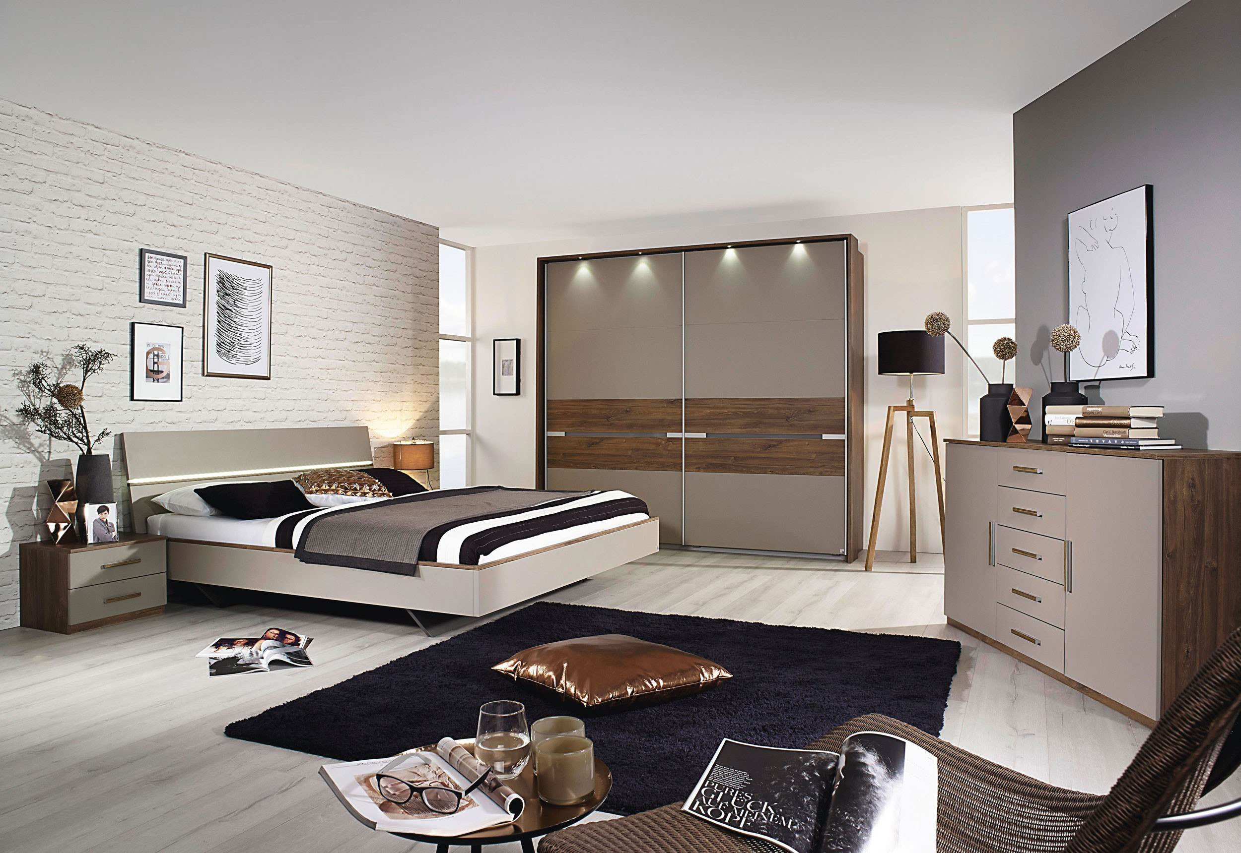 rauch walldorf schlafzimmer set m bel letz ihr online shop. Black Bedroom Furniture Sets. Home Design Ideas