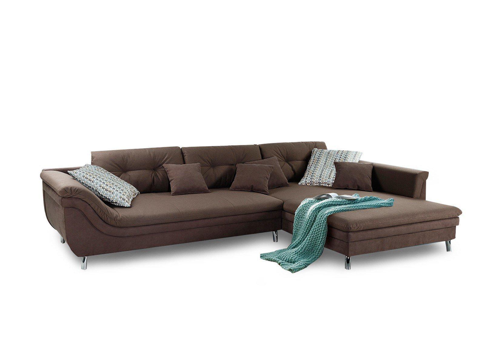 jockenh fer montreal eckgarnitur braun m bel letz ihr online shop. Black Bedroom Furniture Sets. Home Design Ideas