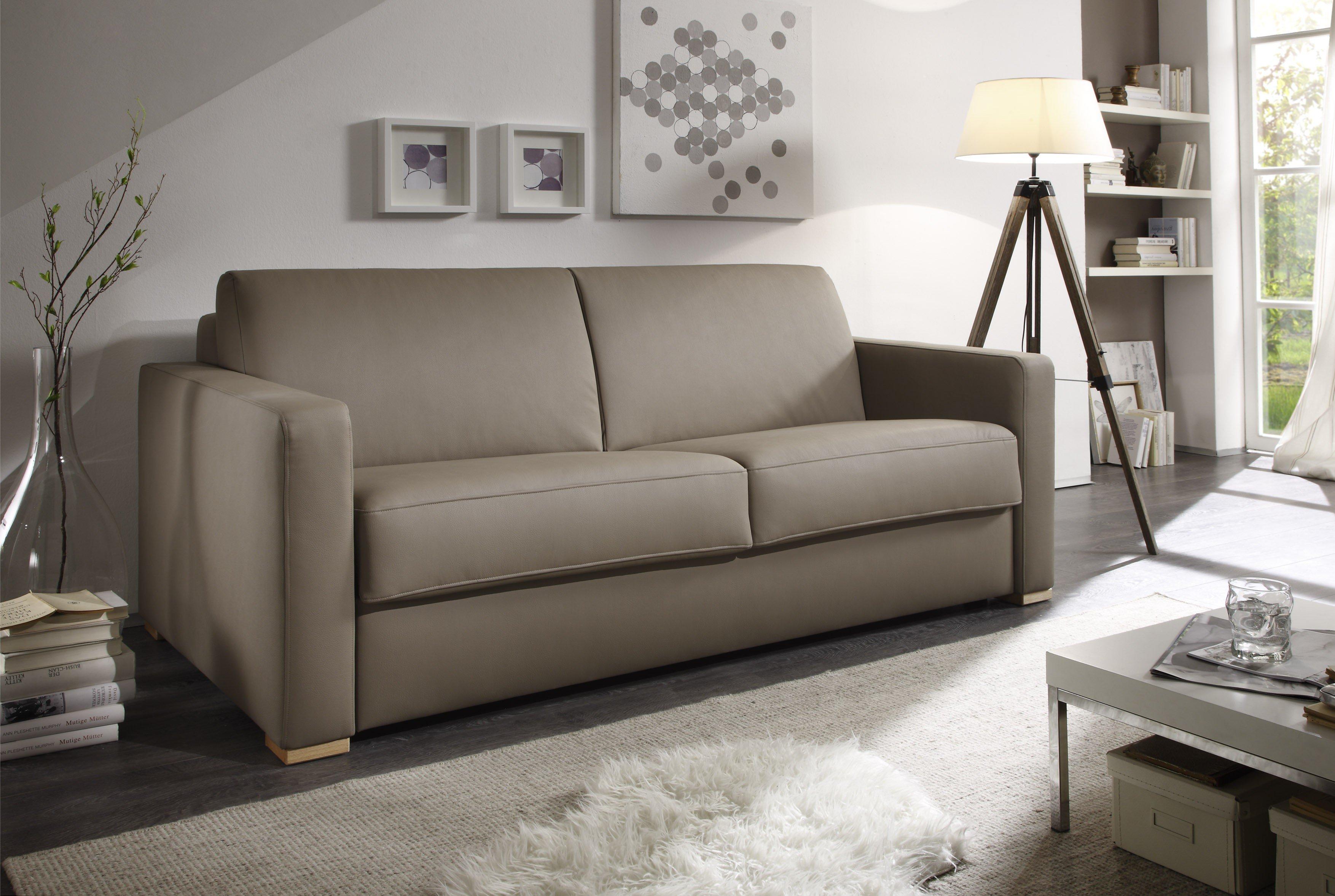 awesome einfache dekoration und mobel das richtige schlafsofa finden 2 #2: Ravenna von Reposa - 2-Sitzer grau