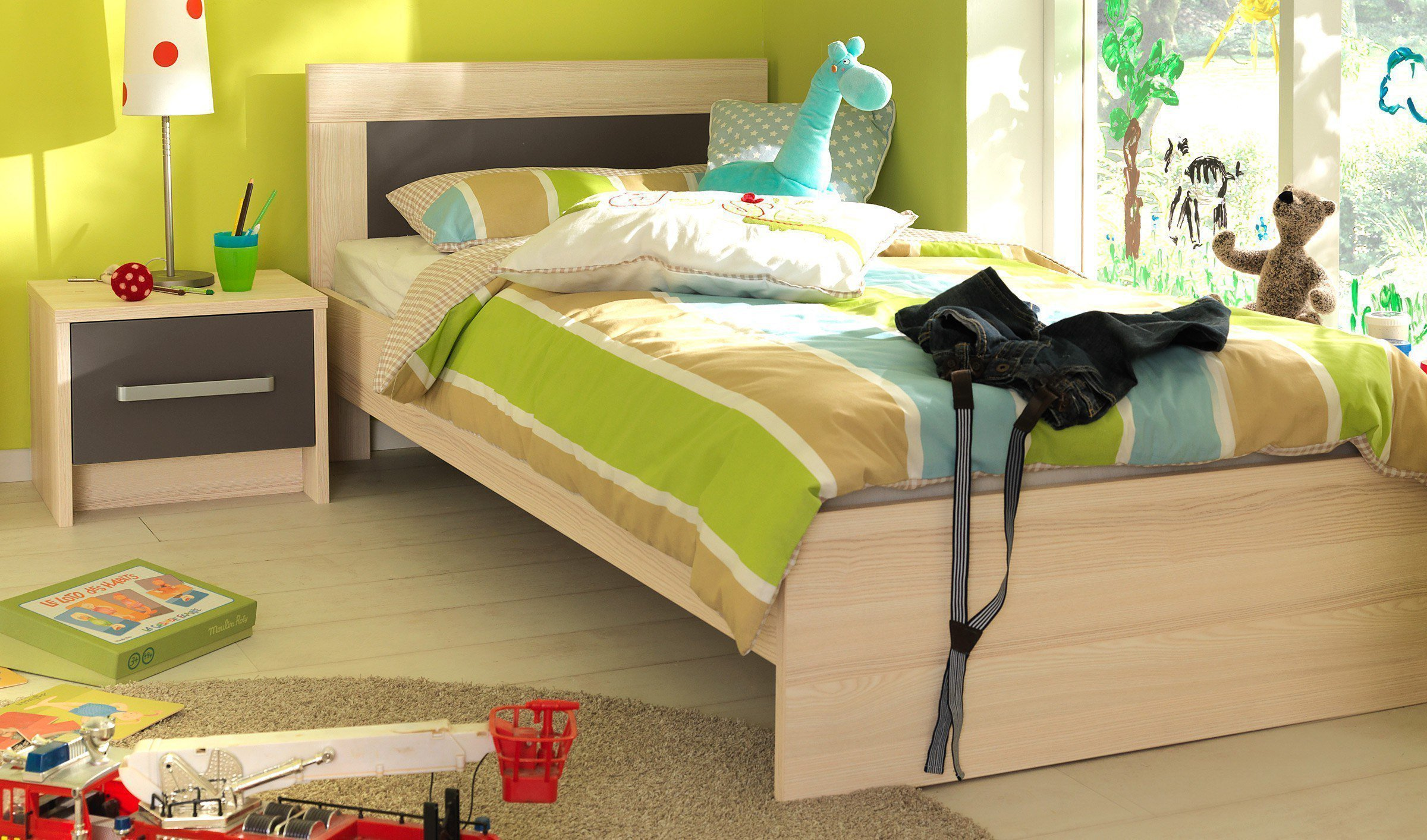 wellem bel lasse jugendliege esche lava m bel letz ihr online shop. Black Bedroom Furniture Sets. Home Design Ideas