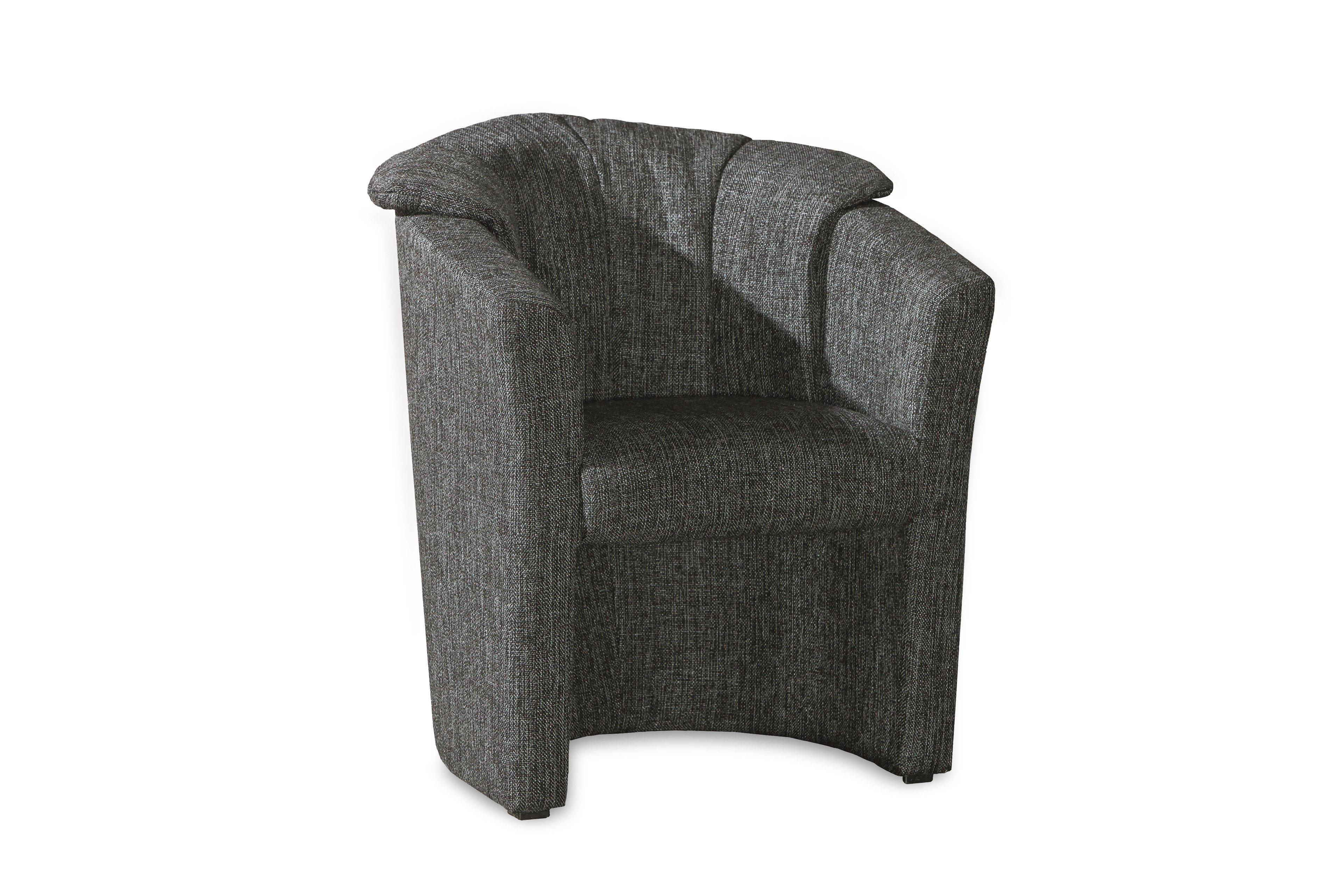 sessel ludwig von restyl grau m bel letz ihr online shop. Black Bedroom Furniture Sets. Home Design Ideas