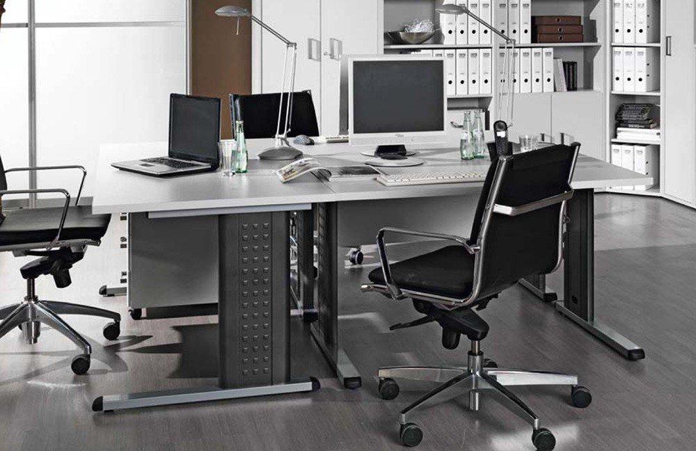 Schreibtisch buro for Designburo frankfurt