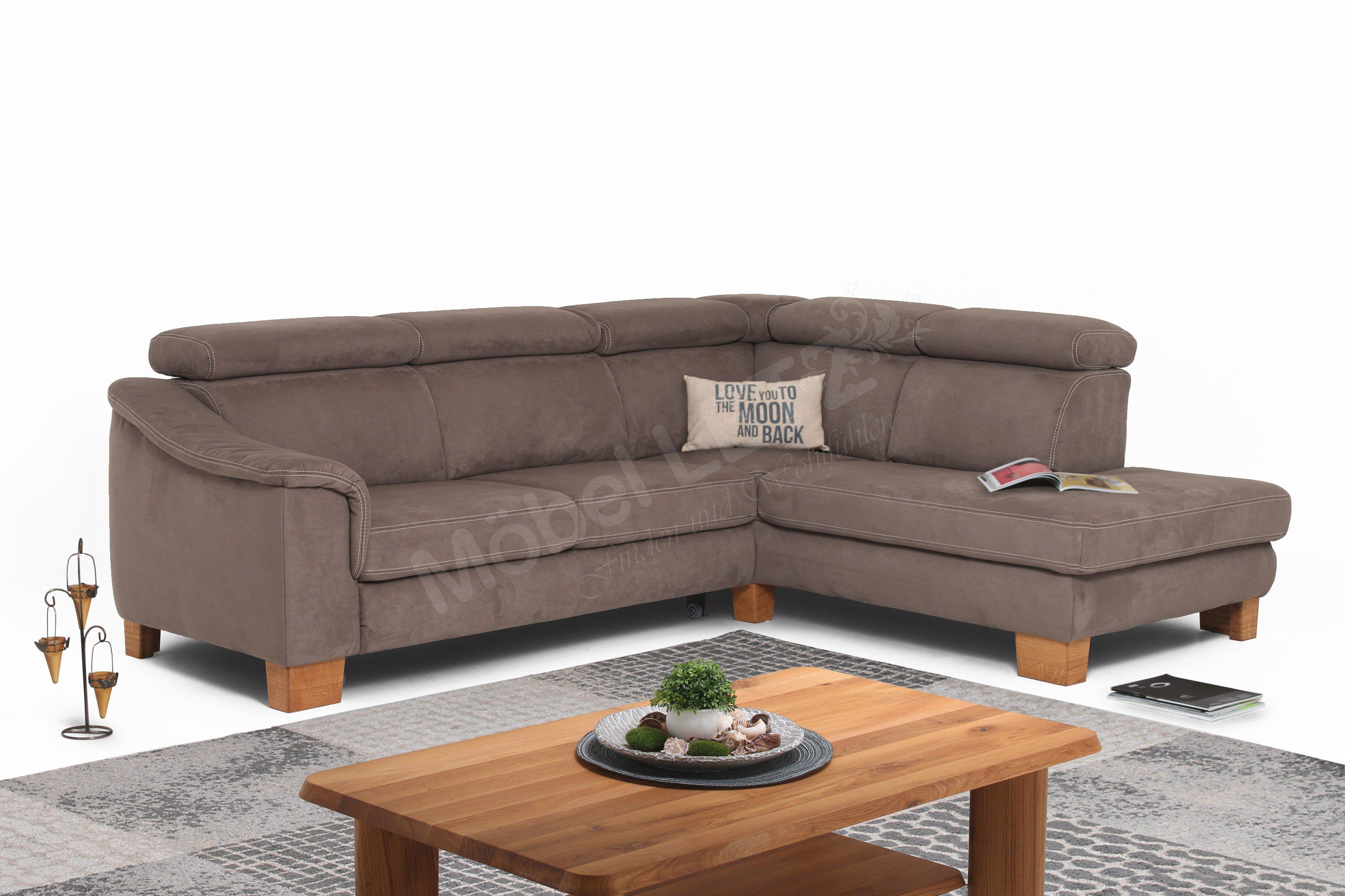 carina heaven polstergarnitur in braun m bel letz ihr. Black Bedroom Furniture Sets. Home Design Ideas