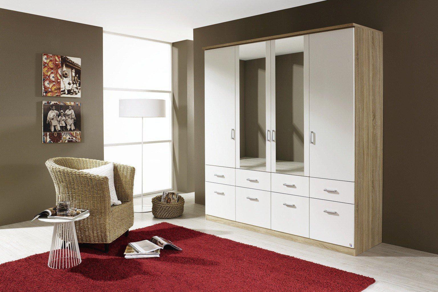 rauch bremen kombischrank eiche havanna m bel letz ihr online shop. Black Bedroom Furniture Sets. Home Design Ideas