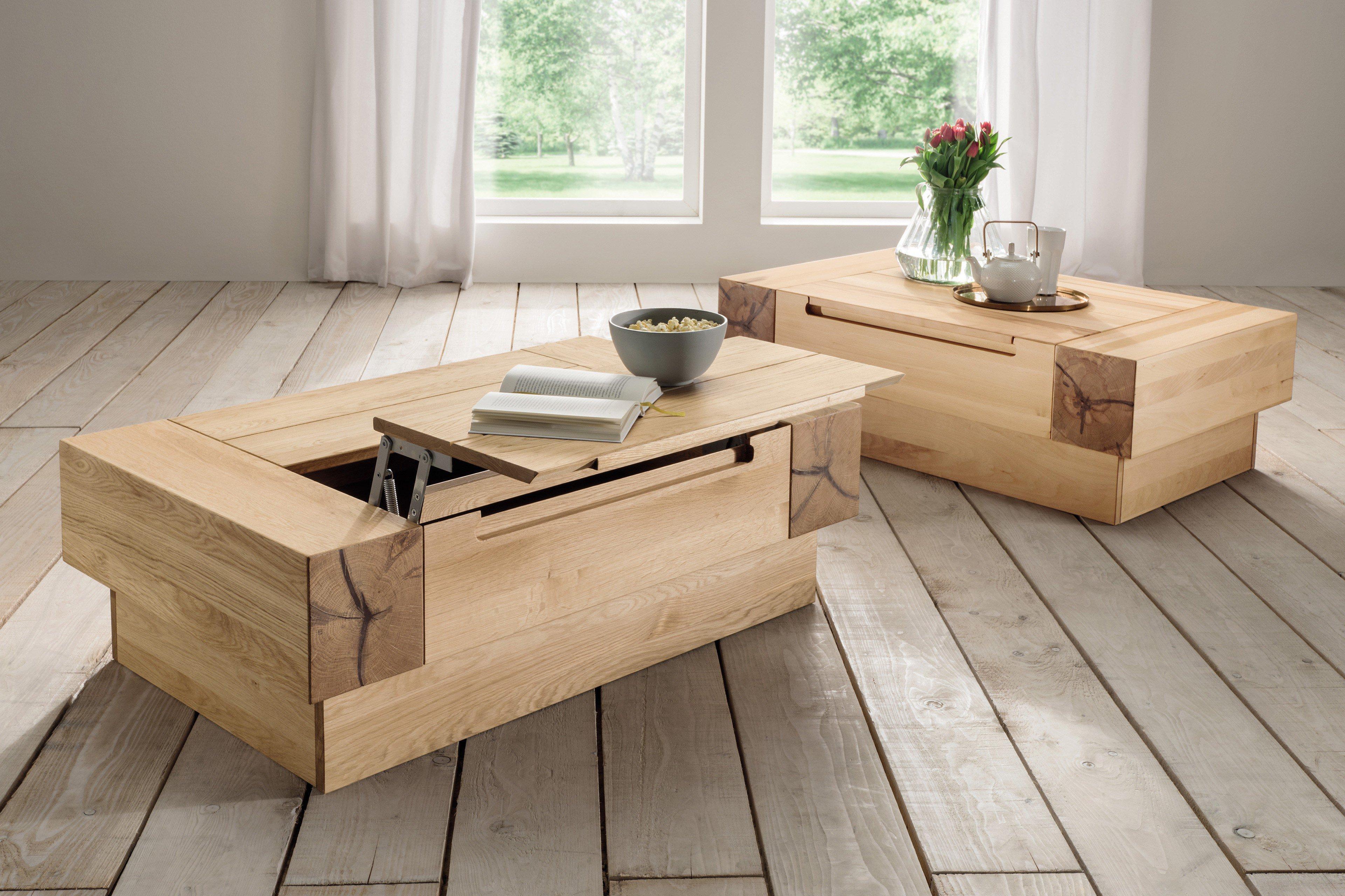 pure natur rayk couchtisch wildeiche m bel letz ihr online shop. Black Bedroom Furniture Sets. Home Design Ideas