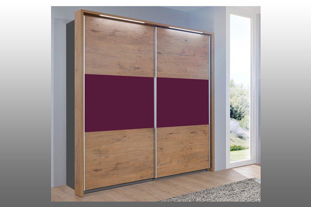schrank loop von rudolf wildeiche blau m bel letz ihr online shop. Black Bedroom Furniture Sets. Home Design Ideas