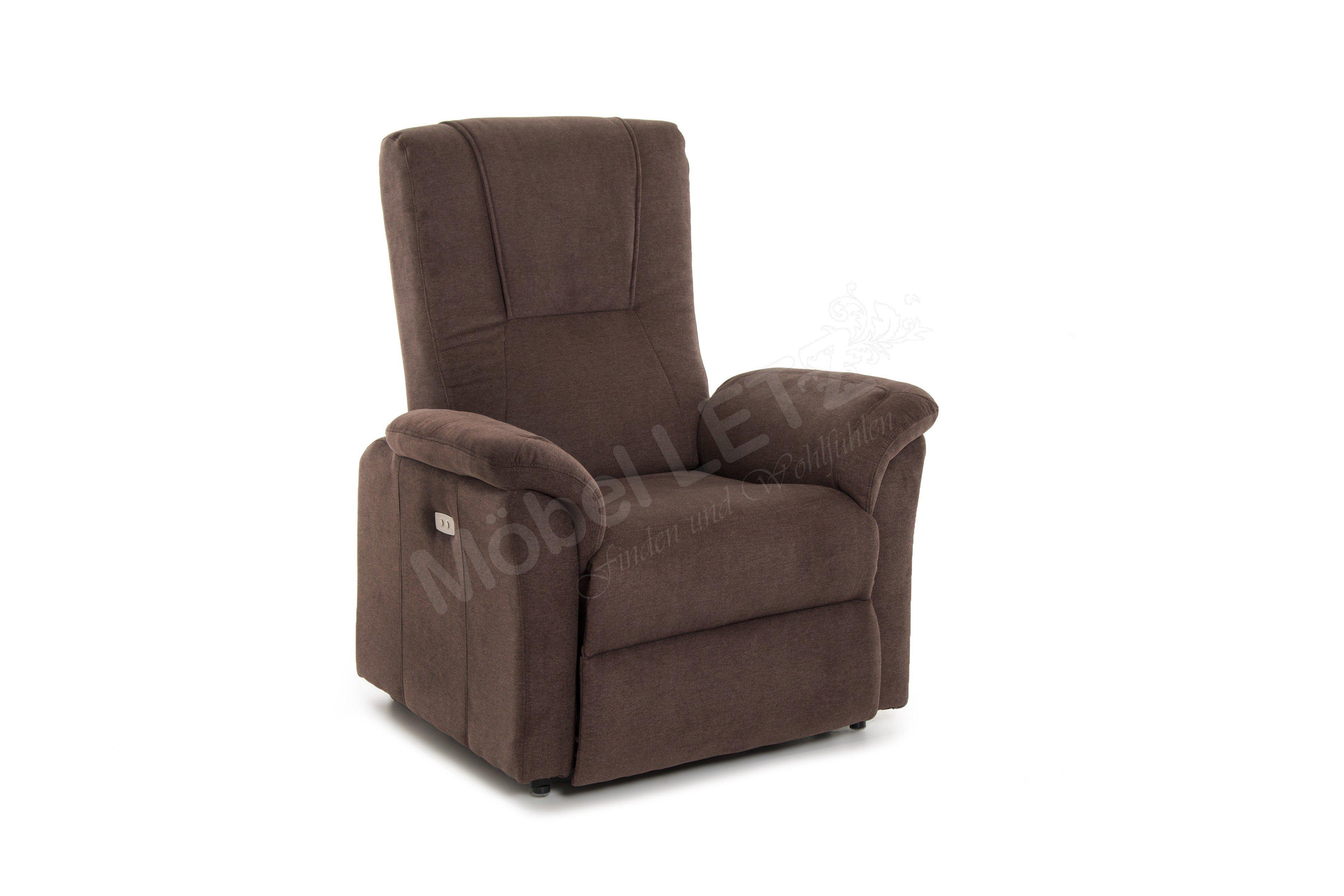 pro com tessin relaxsessel braun m bel letz ihr online shop. Black Bedroom Furniture Sets. Home Design Ideas