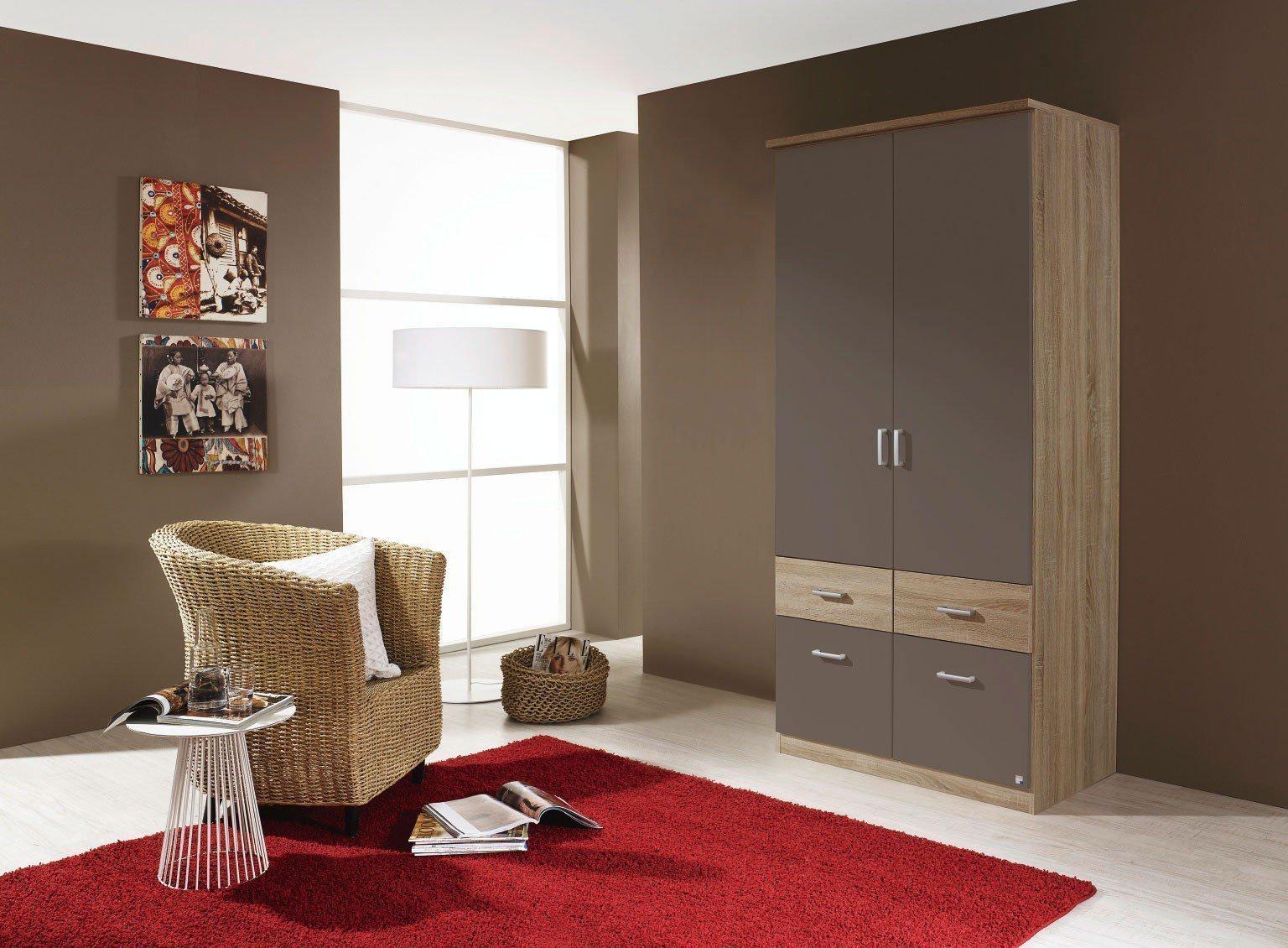 rauch schrank bremen extra eiche sanremo lava m bel letz. Black Bedroom Furniture Sets. Home Design Ideas