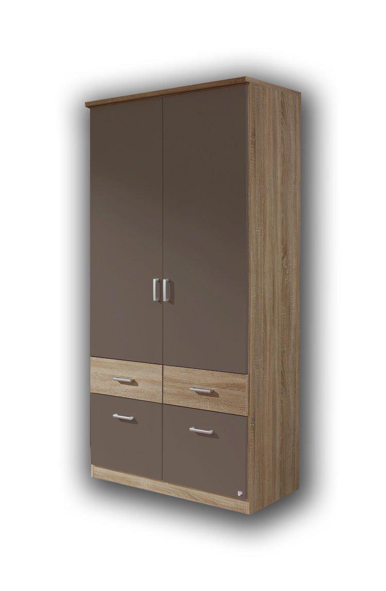 rauch schrank bremen extra eiche sanremo lava m bel letz ihr online shop. Black Bedroom Furniture Sets. Home Design Ideas