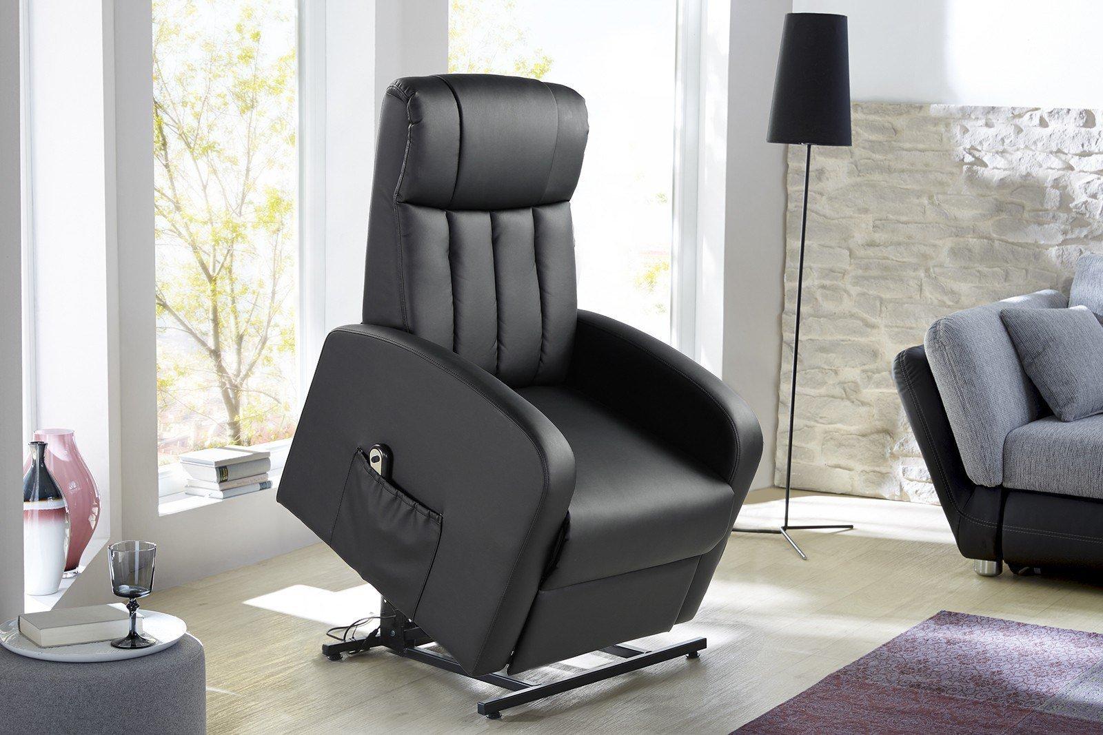 pro com jackson relaxsessel schwarz m bel letz ihr. Black Bedroom Furniture Sets. Home Design Ideas
