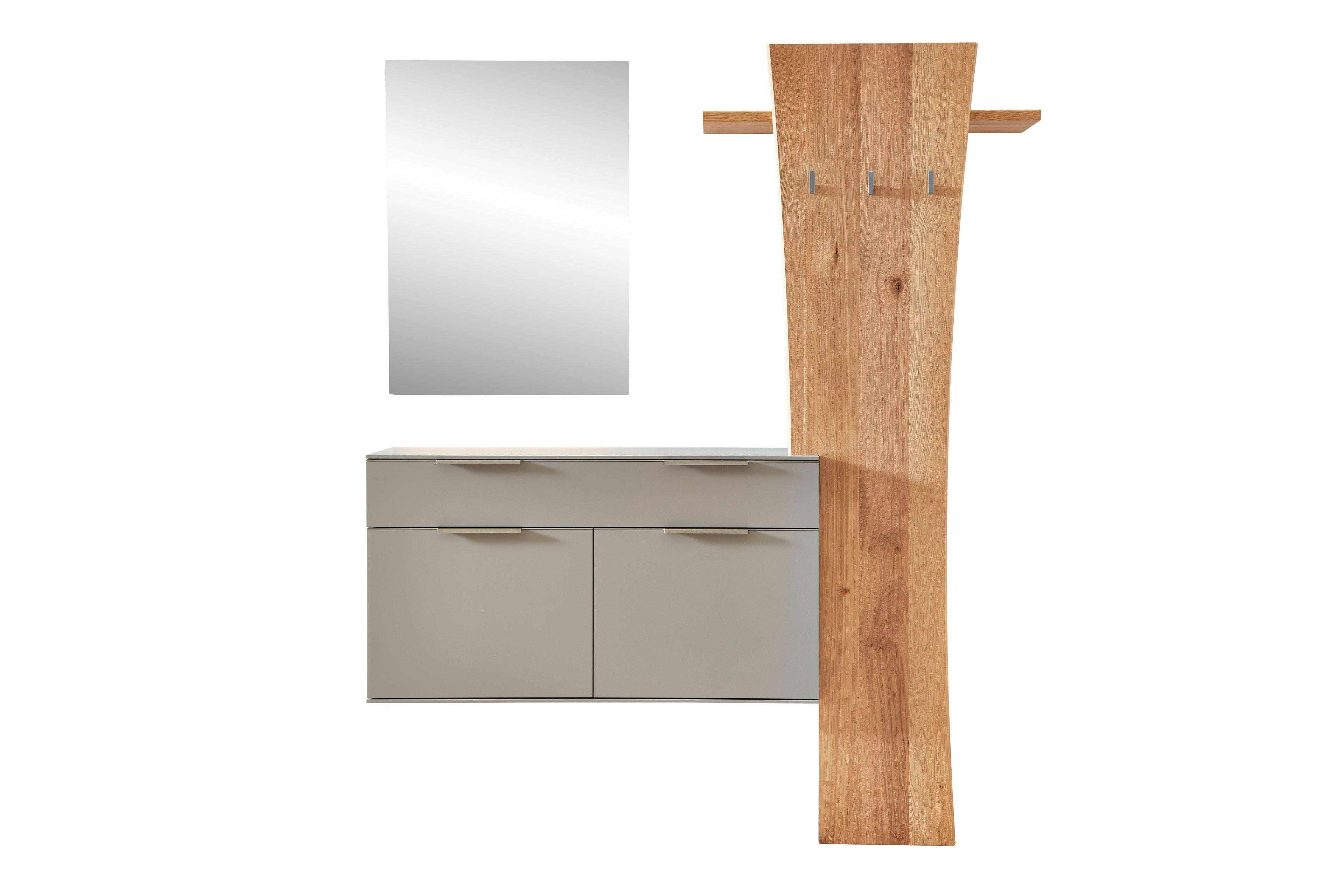leinkenjost salerno garderobe in fango balkeneiche m bel letz ihr online shop. Black Bedroom Furniture Sets. Home Design Ideas