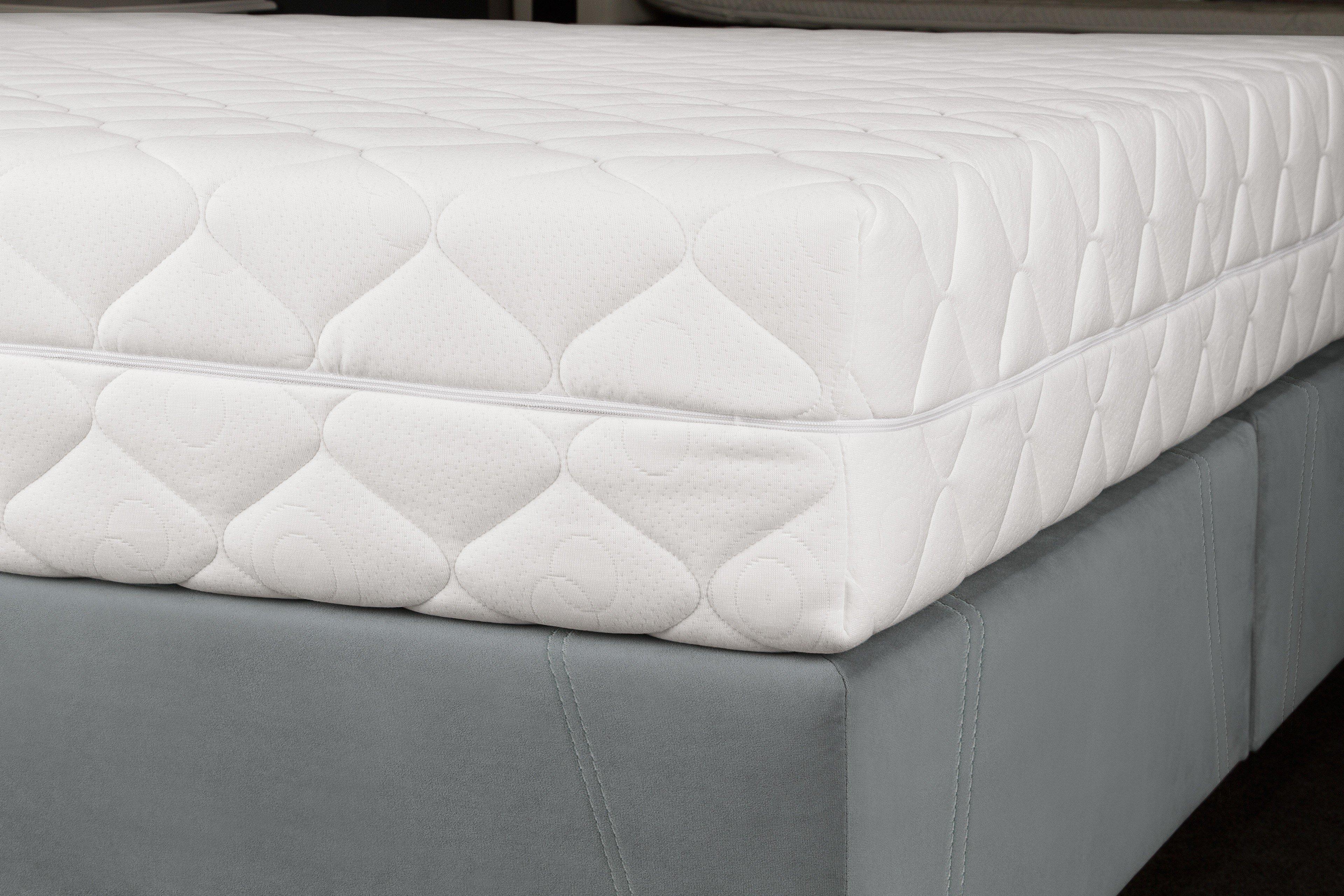 polsterbett diamond von hapo mit bettkasten und. Black Bedroom Furniture Sets. Home Design Ideas