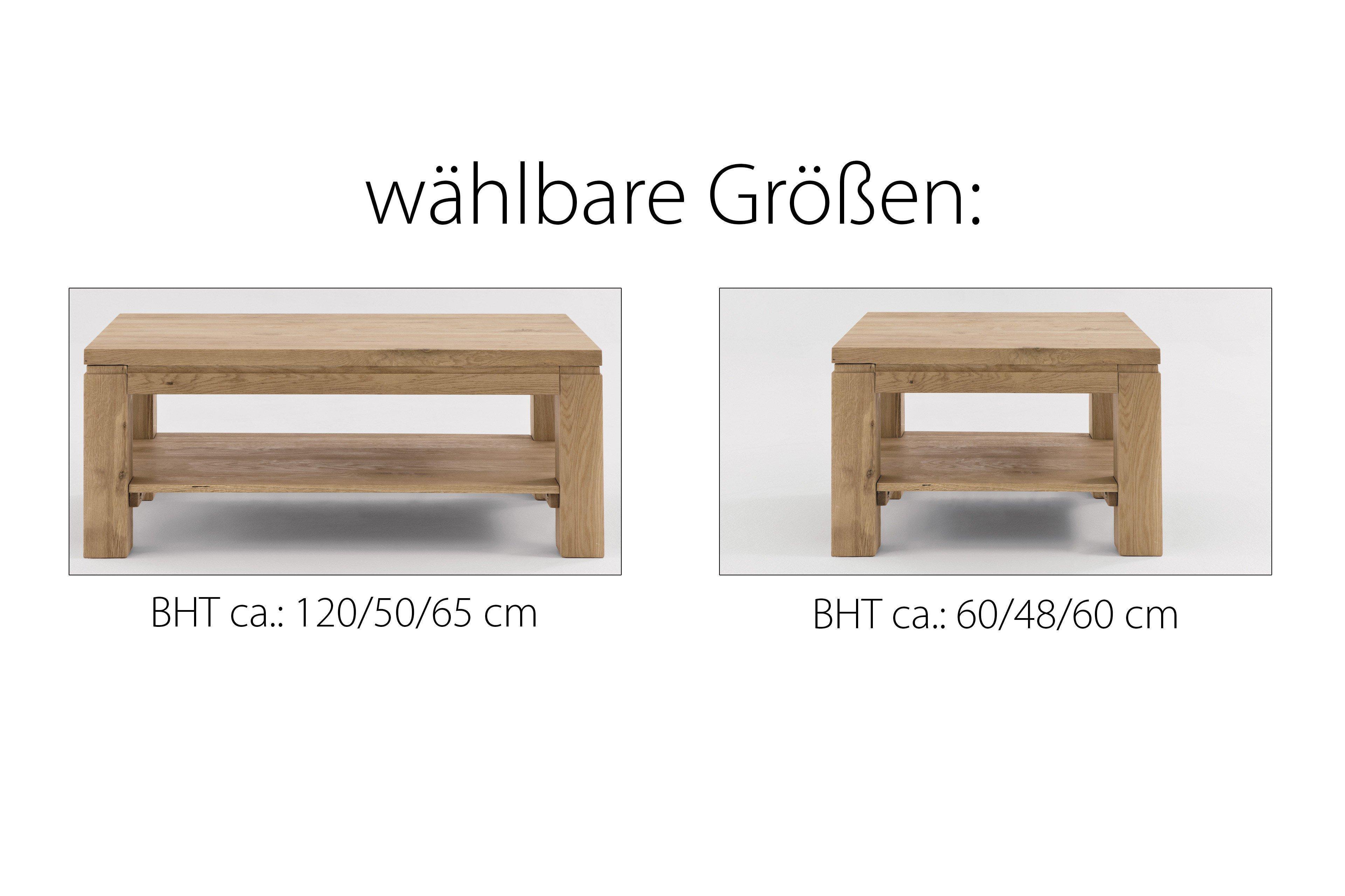 pure natur couchtisch norik 9015 wildeiche m bel letz. Black Bedroom Furniture Sets. Home Design Ideas