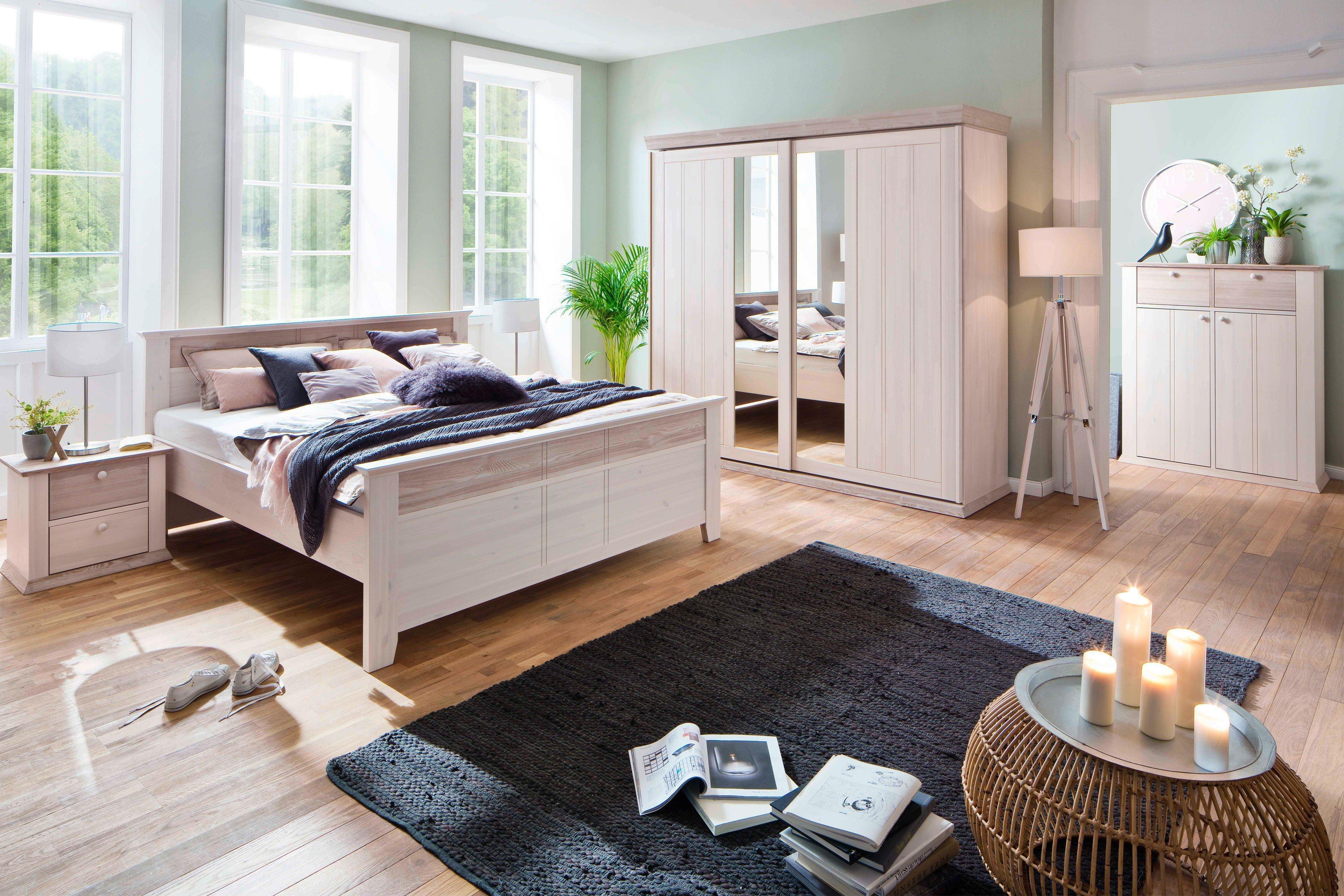 Göteborg Von Euro Diffusion   Schlafzimmer Weiß   Milan