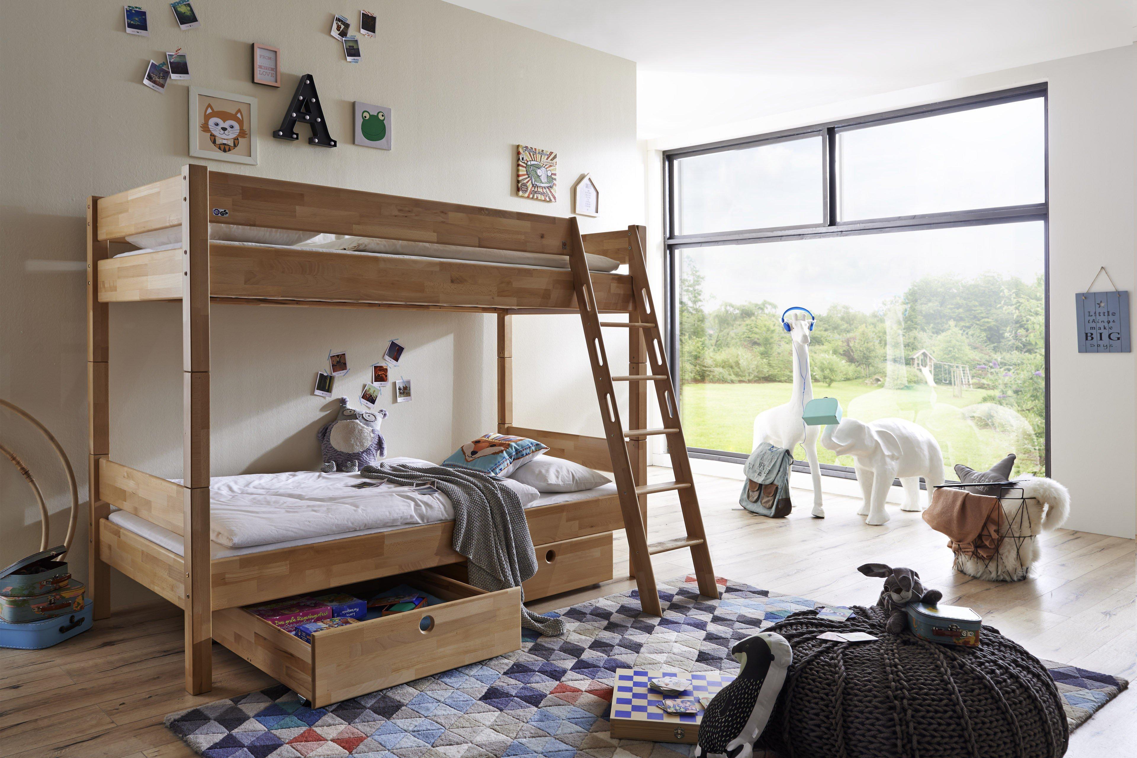 Etagenbett Relita : Relita stefan etagenbett buche weiß möbel letz ihr online shop