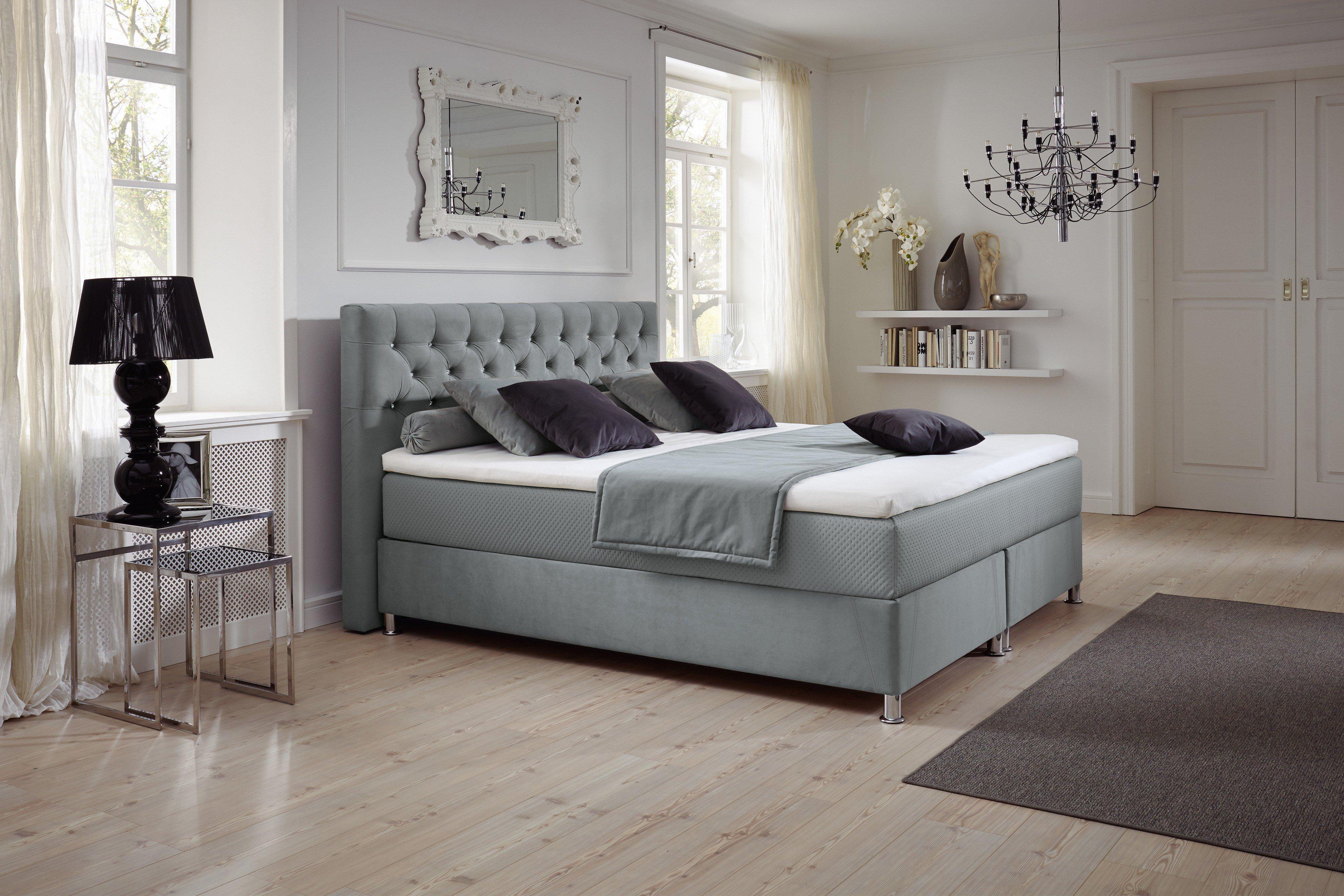 hapo polsterbett diamond mit bettkasten im chesterfield stil m bel letz ihr online shop. Black Bedroom Furniture Sets. Home Design Ideas