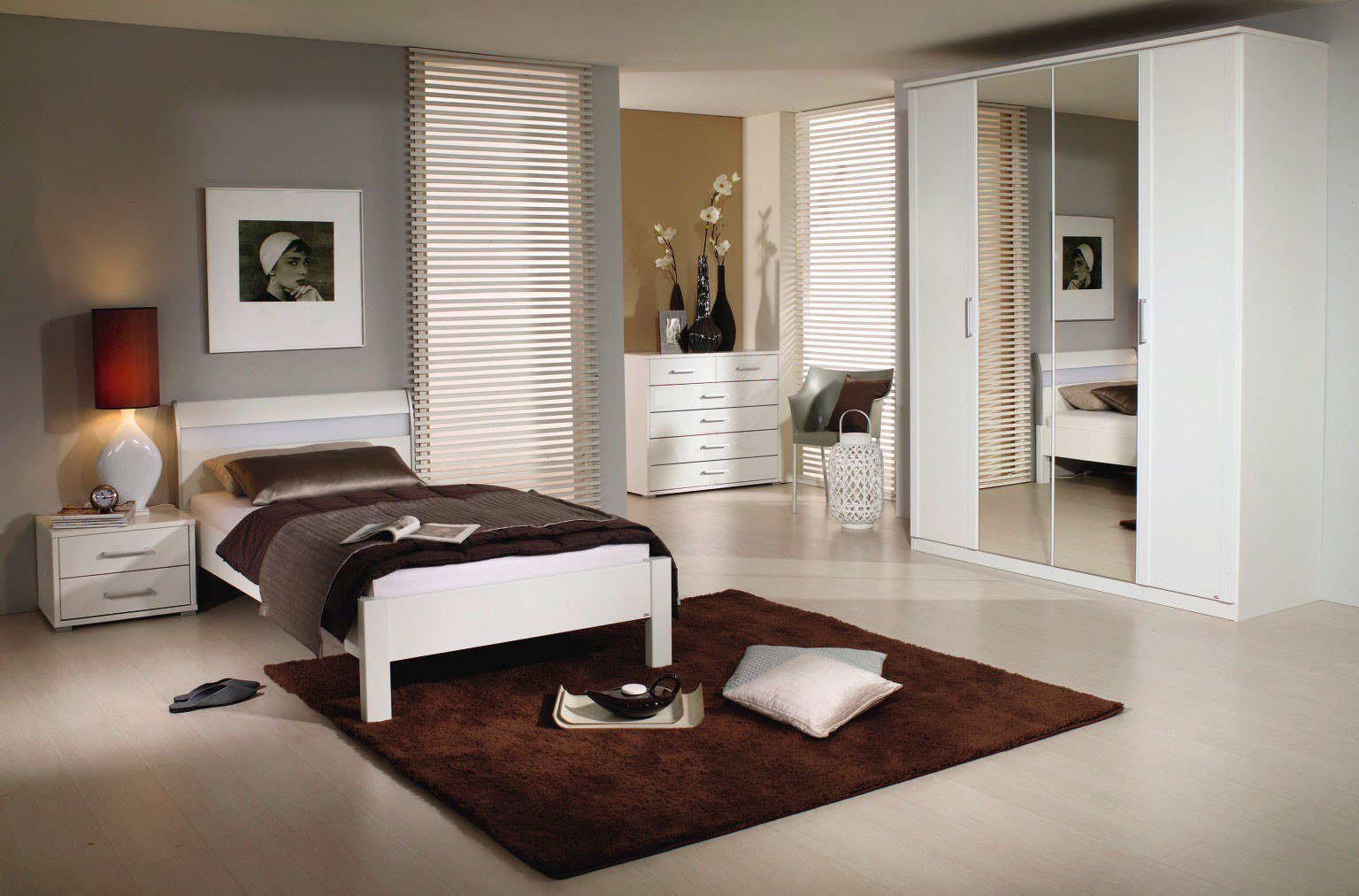 rauch annecy schlafzimmer set 3 teilig m bel letz ihr online shop. Black Bedroom Furniture Sets. Home Design Ideas