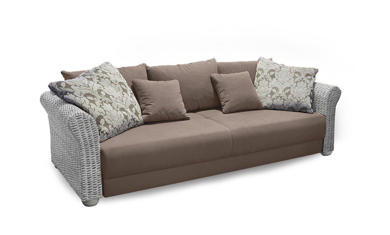 jockenh fer raphael rudi schlafsofa grau beige m bel. Black Bedroom Furniture Sets. Home Design Ideas