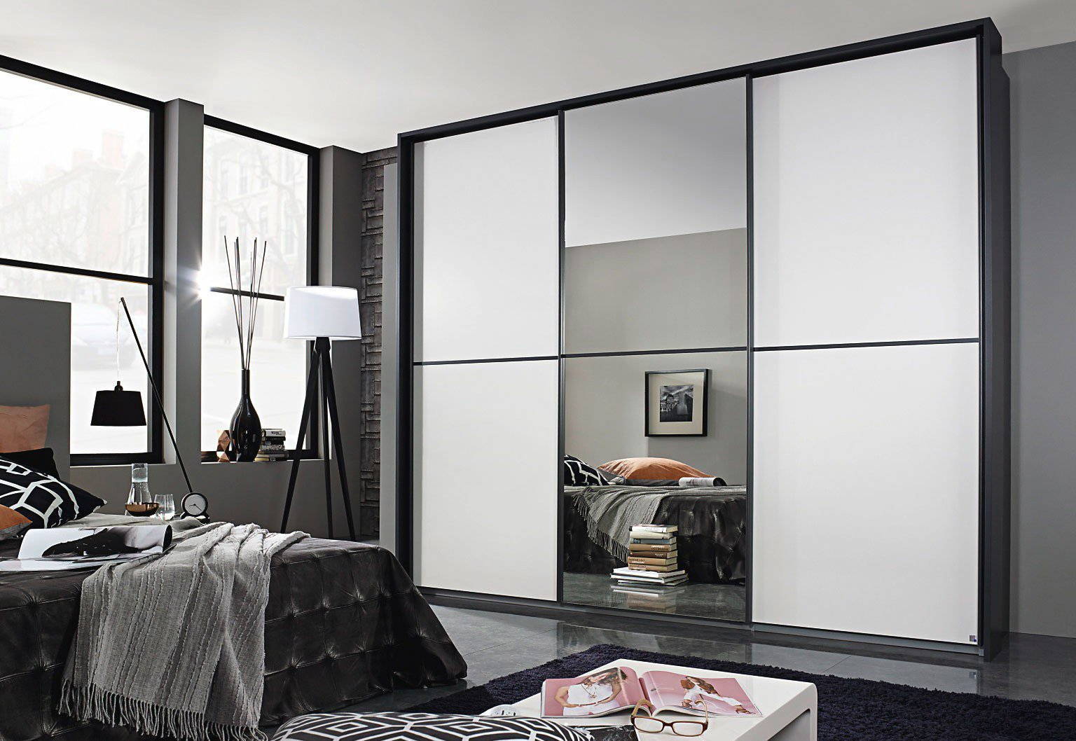 Rauch Essensa Schweber weiß - grau | Möbel Letz - Ihr Online-Shop