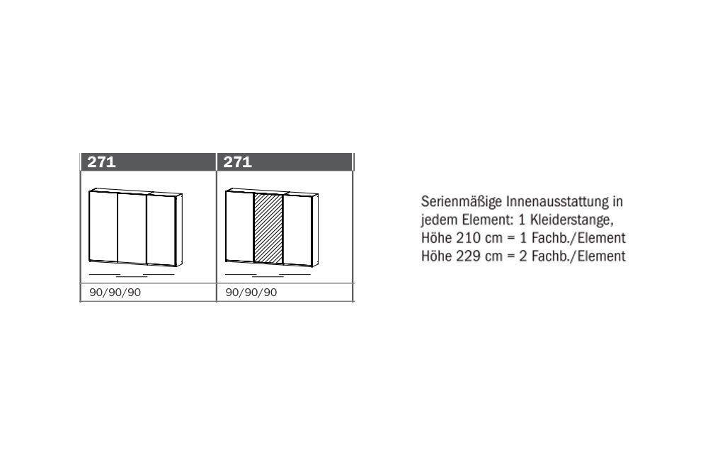 rauch essensa schweber wei grau m bel letz ihr online shop. Black Bedroom Furniture Sets. Home Design Ideas