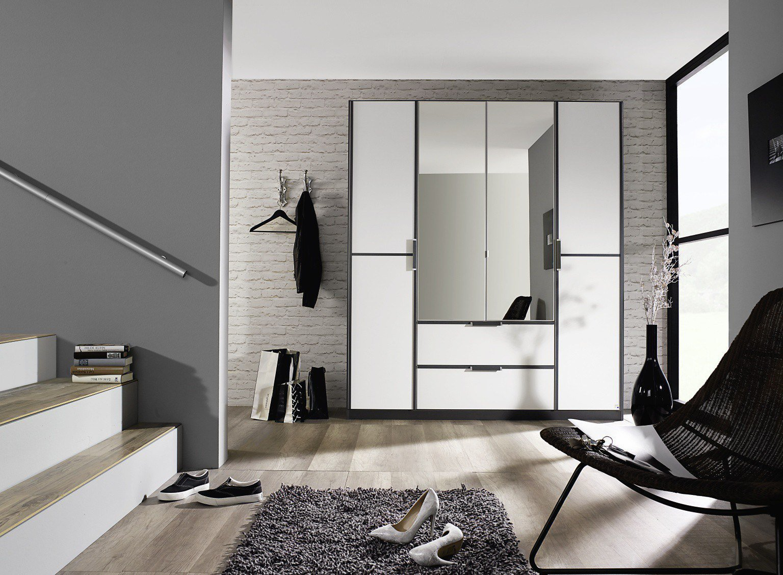 rauch essensa schrank mit aufleistungen m bel letz ihr online shop. Black Bedroom Furniture Sets. Home Design Ideas