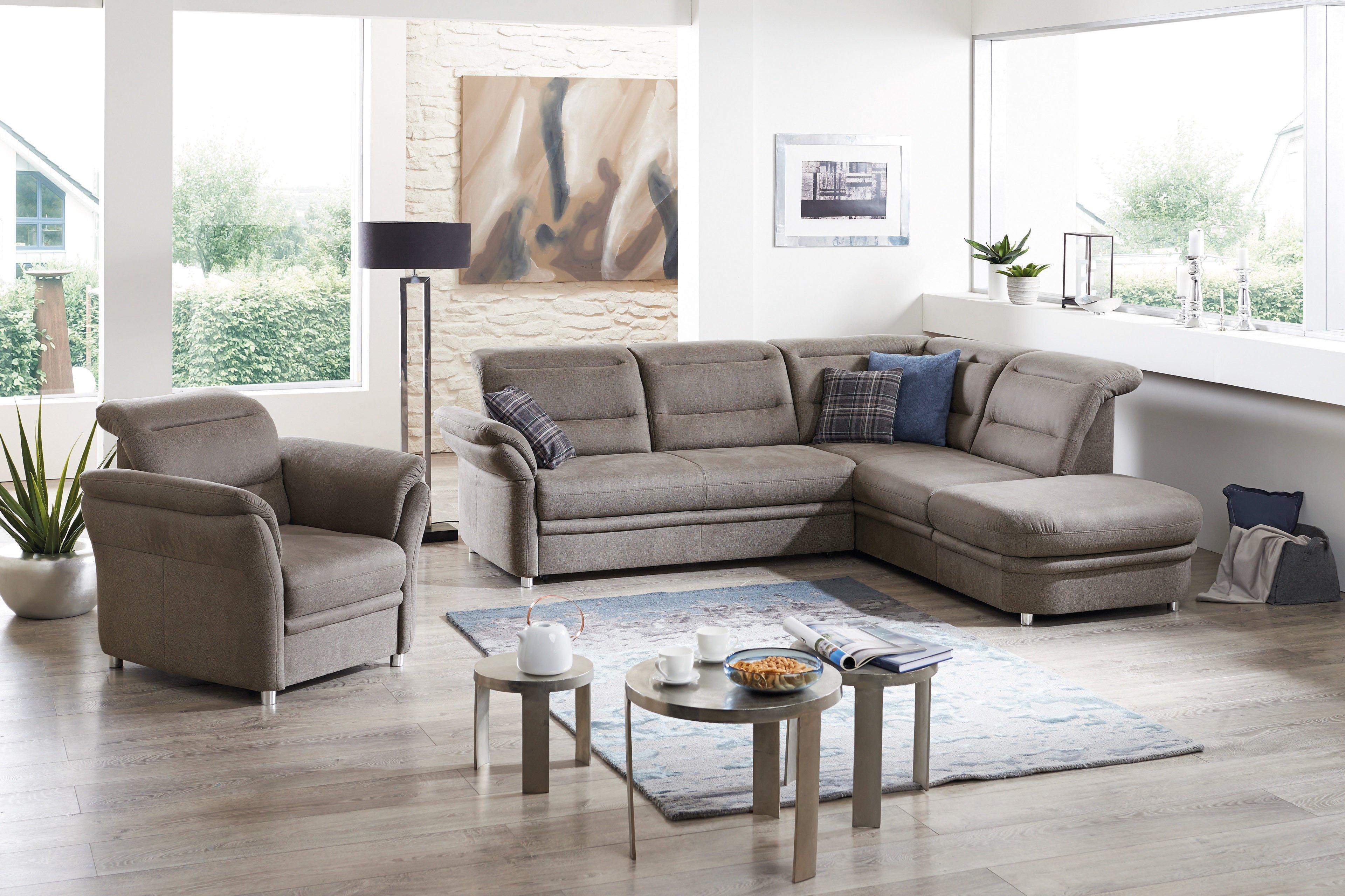 sit more bentley ecksofa braun m bel letz ihr online shop. Black Bedroom Furniture Sets. Home Design Ideas