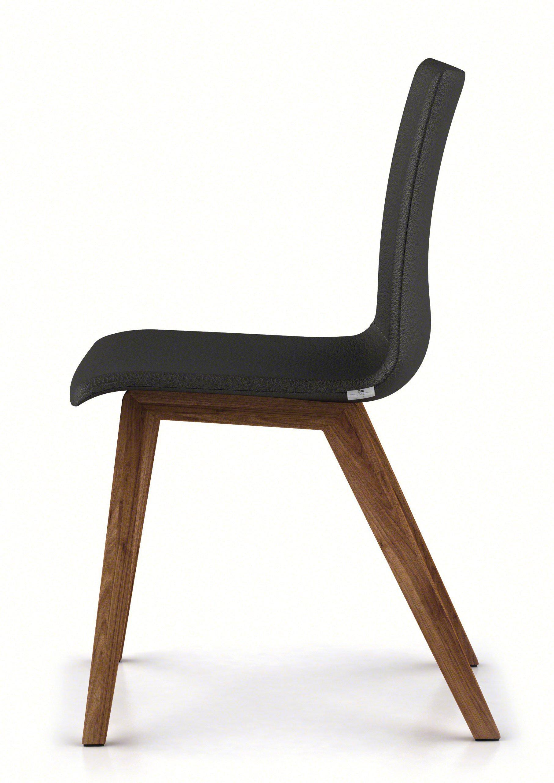ronald schmitt tetra rst 65 stuhl nussbaum leder. Black Bedroom Furniture Sets. Home Design Ideas