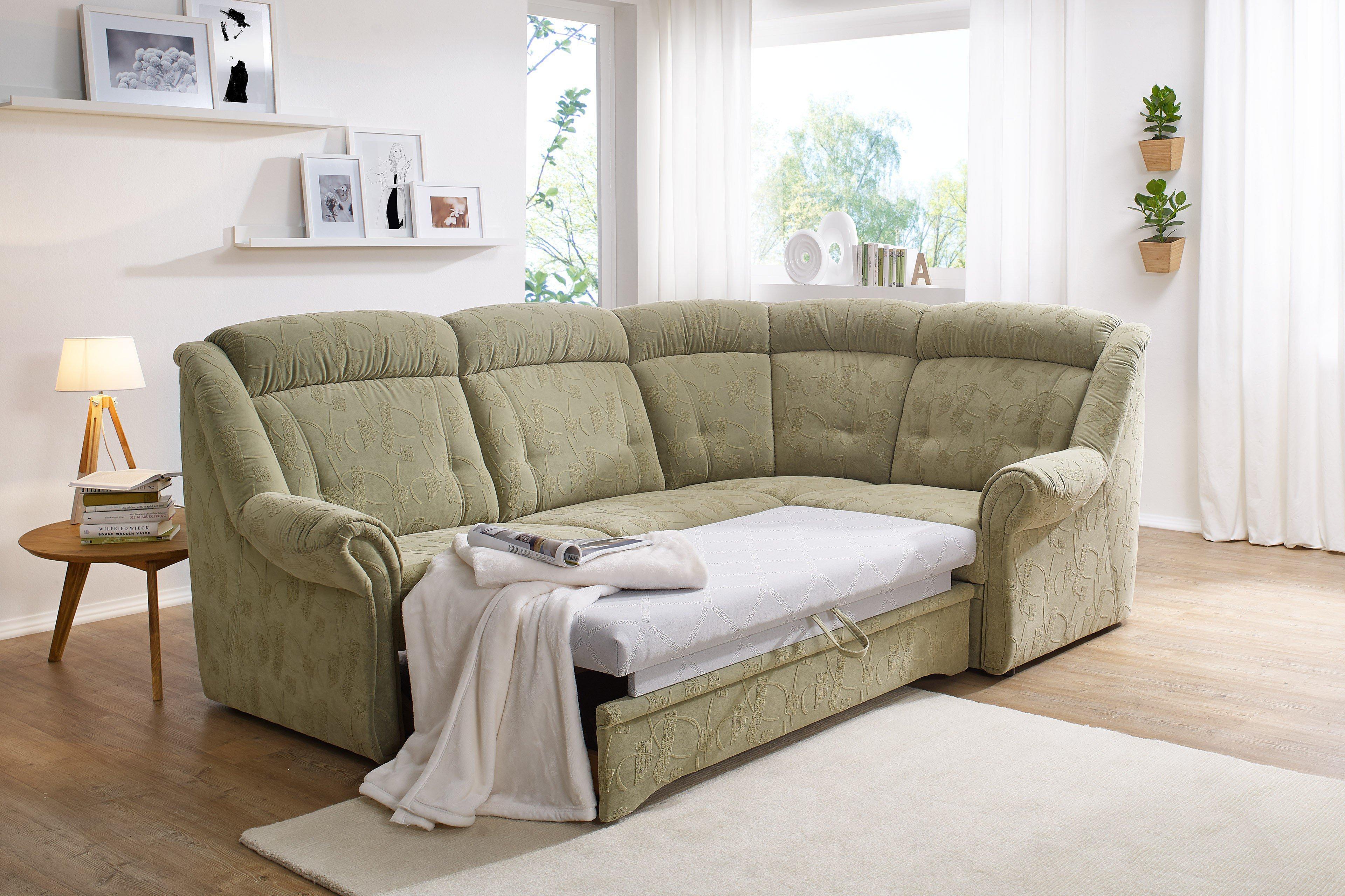 Dietsch Bernau Eckgarnitur In Grün Möbel Letz Ihr Online Shop