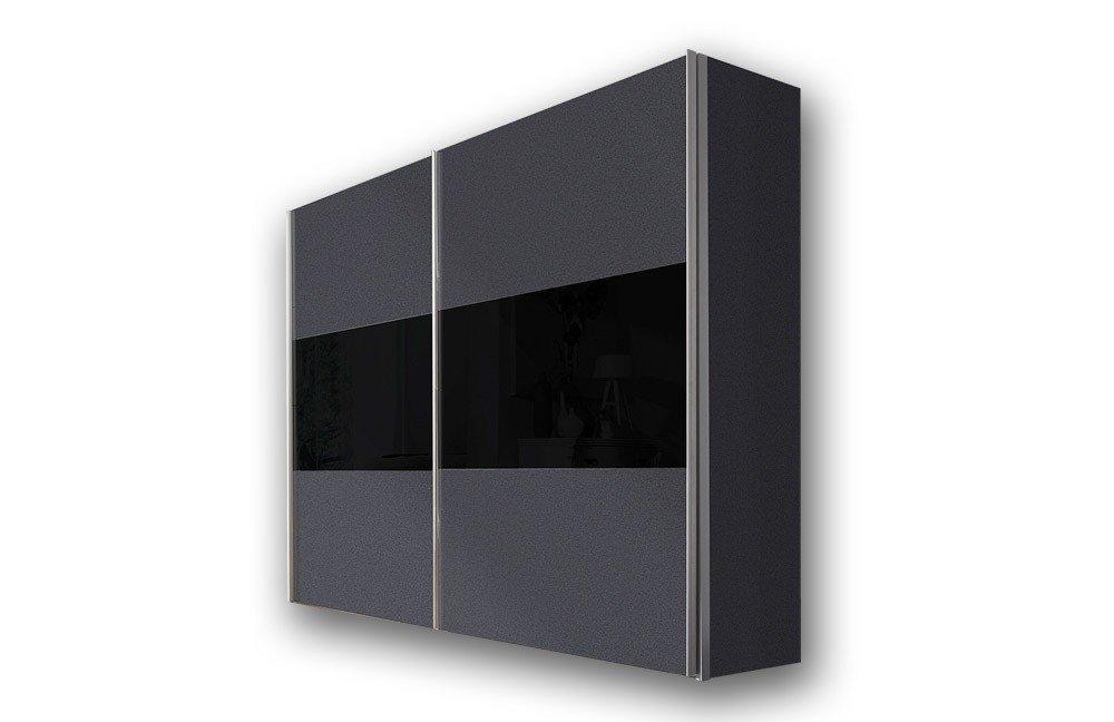 Büromöbel schrank schwarz  Express Stars Schrank graphit schwarz | Möbel Letz - Ihr Online-Shop