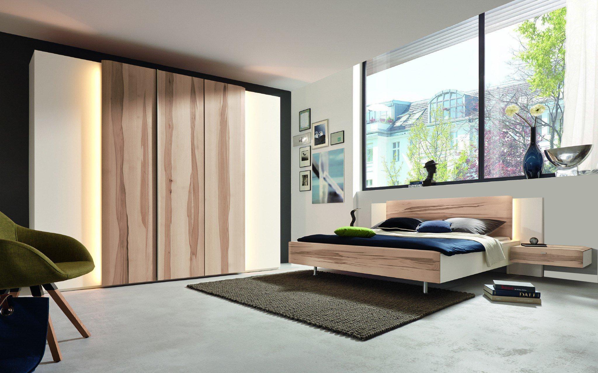 thielemeyer cero schlafzimmer mit beleuchtung | möbel letz - ihr, Schlafzimmer entwurf