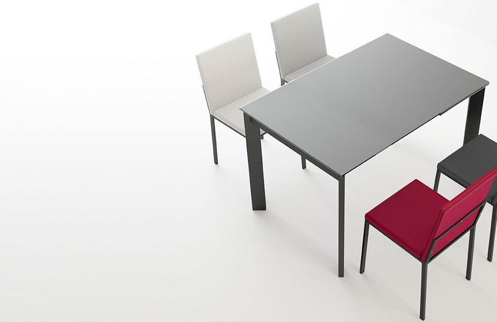 cancio poker esstisch keramik cement/ stahl | möbel letz - ihr, Esstisch ideennn