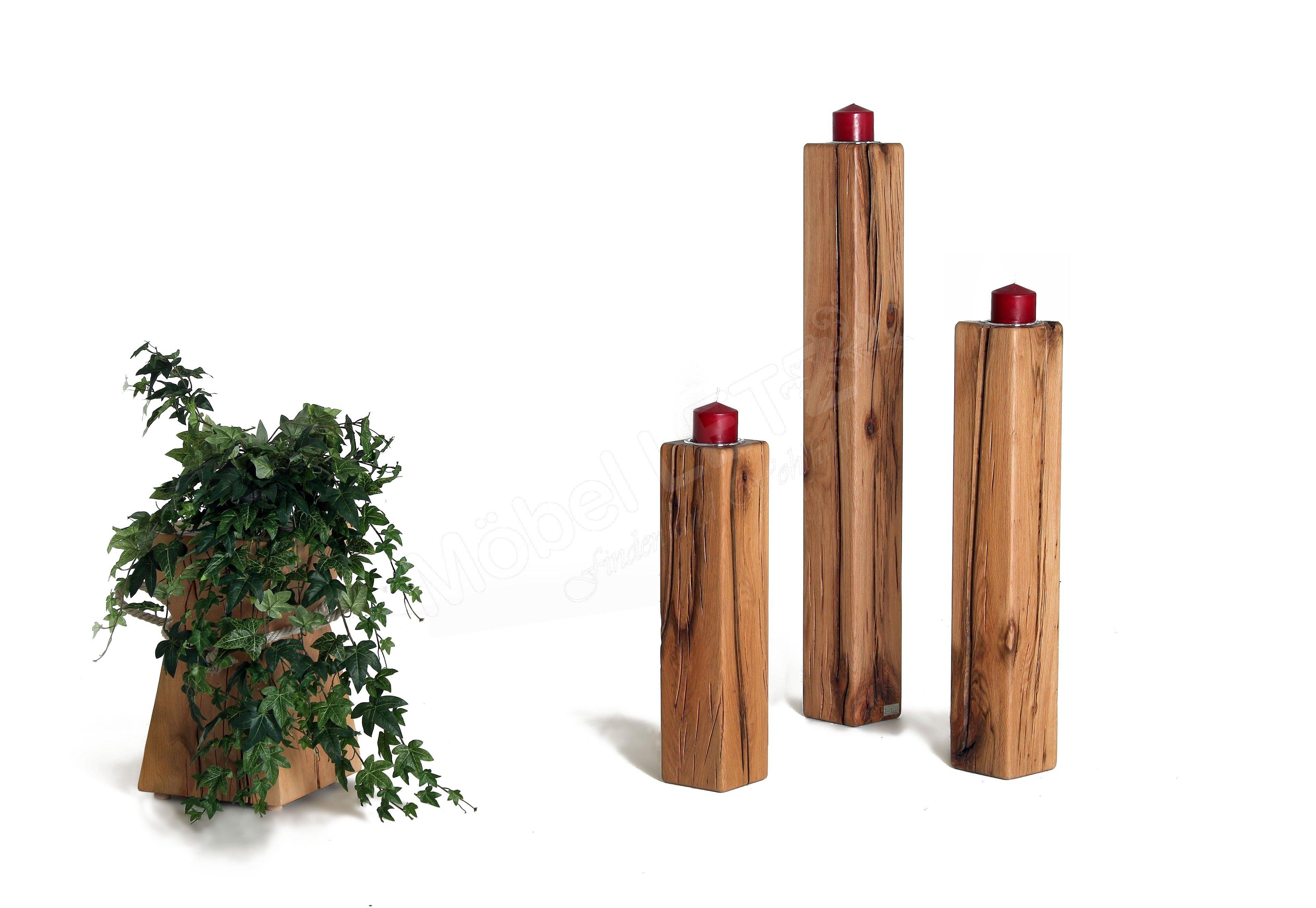sprenger kerzenst nder massivholz m bel letz ihr online shop. Black Bedroom Furniture Sets. Home Design Ideas