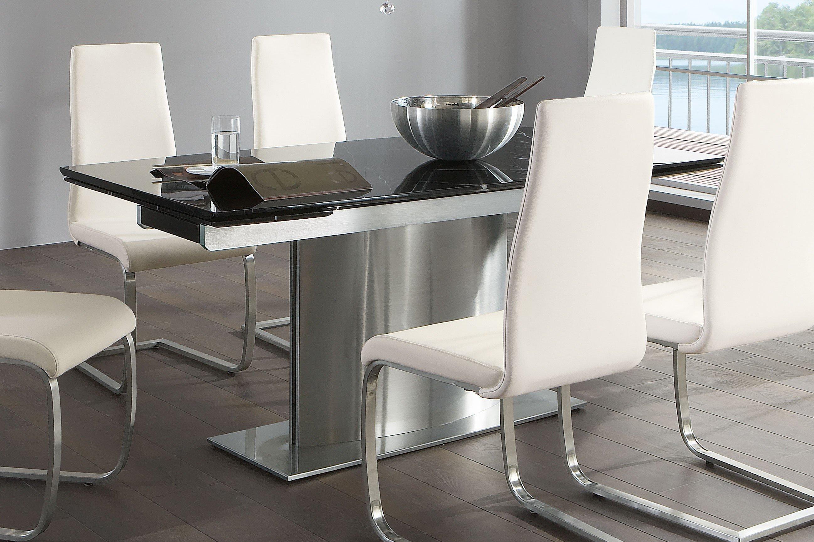 Esszimmer Von Niehoff Sitzmöbel   Tisch 3863 U0026 Stühle 7521