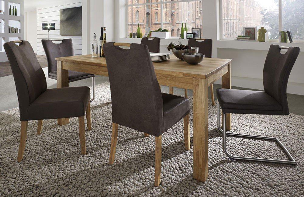 Außergewöhnlich Esszimmer Von Niehoff Sitzmöbel   Tisch 6513 U0026 Stuhl 8251