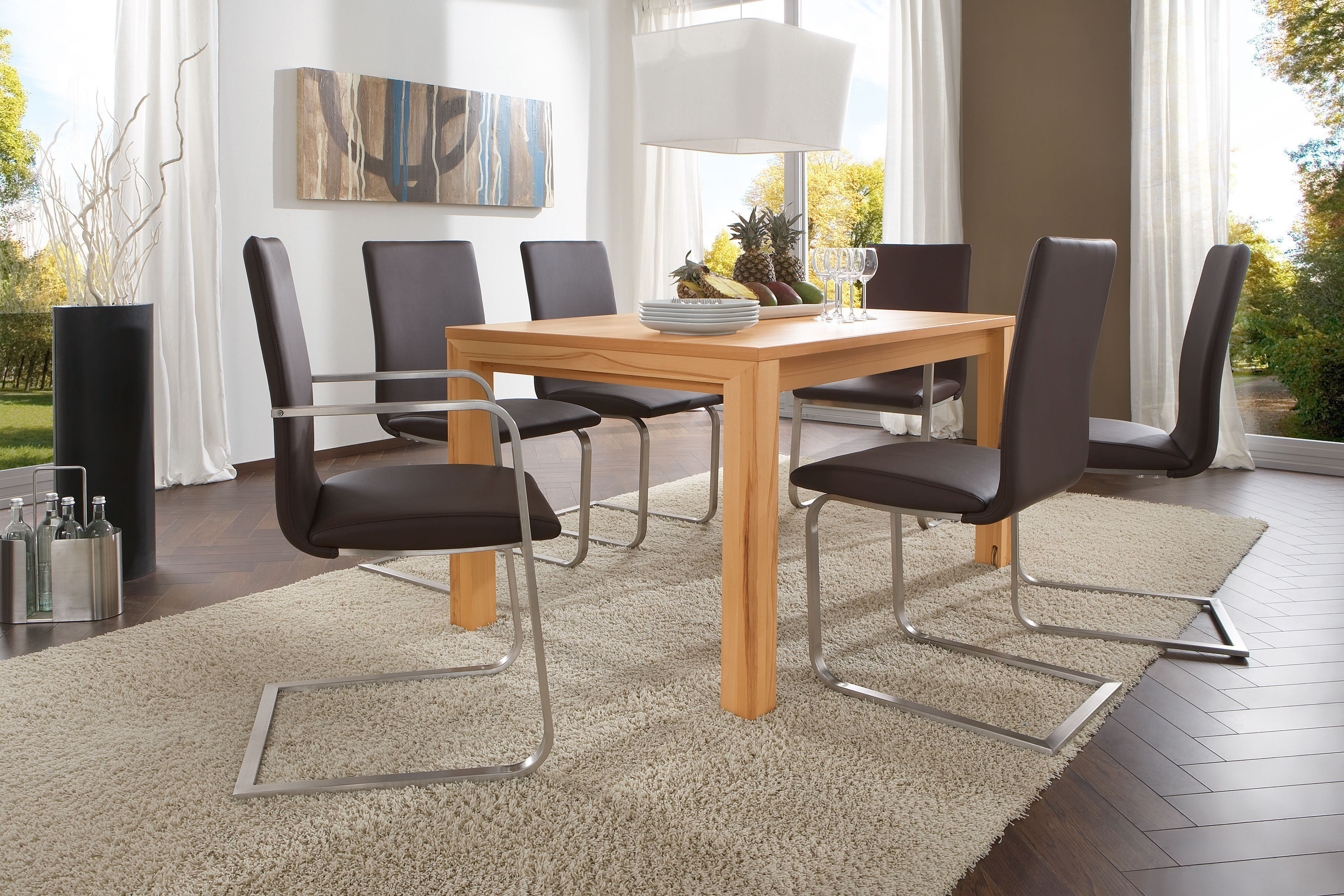 Schön Esszimmer Von Niehoff Sitzmöbel   Tisch 5723 U0026 Stuhl 7571