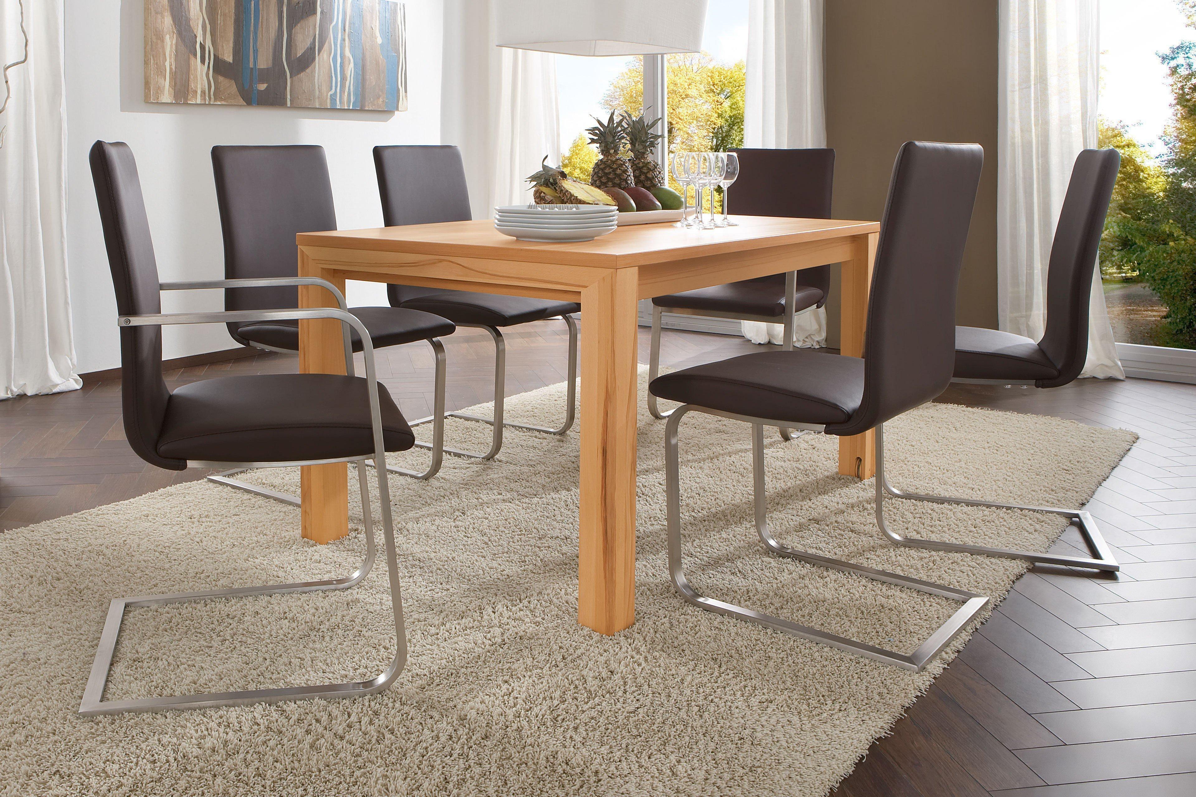 Esszimmer Von Niehoff Sitzmöbel   Tisch 5723 U0026 Stuhl 7571