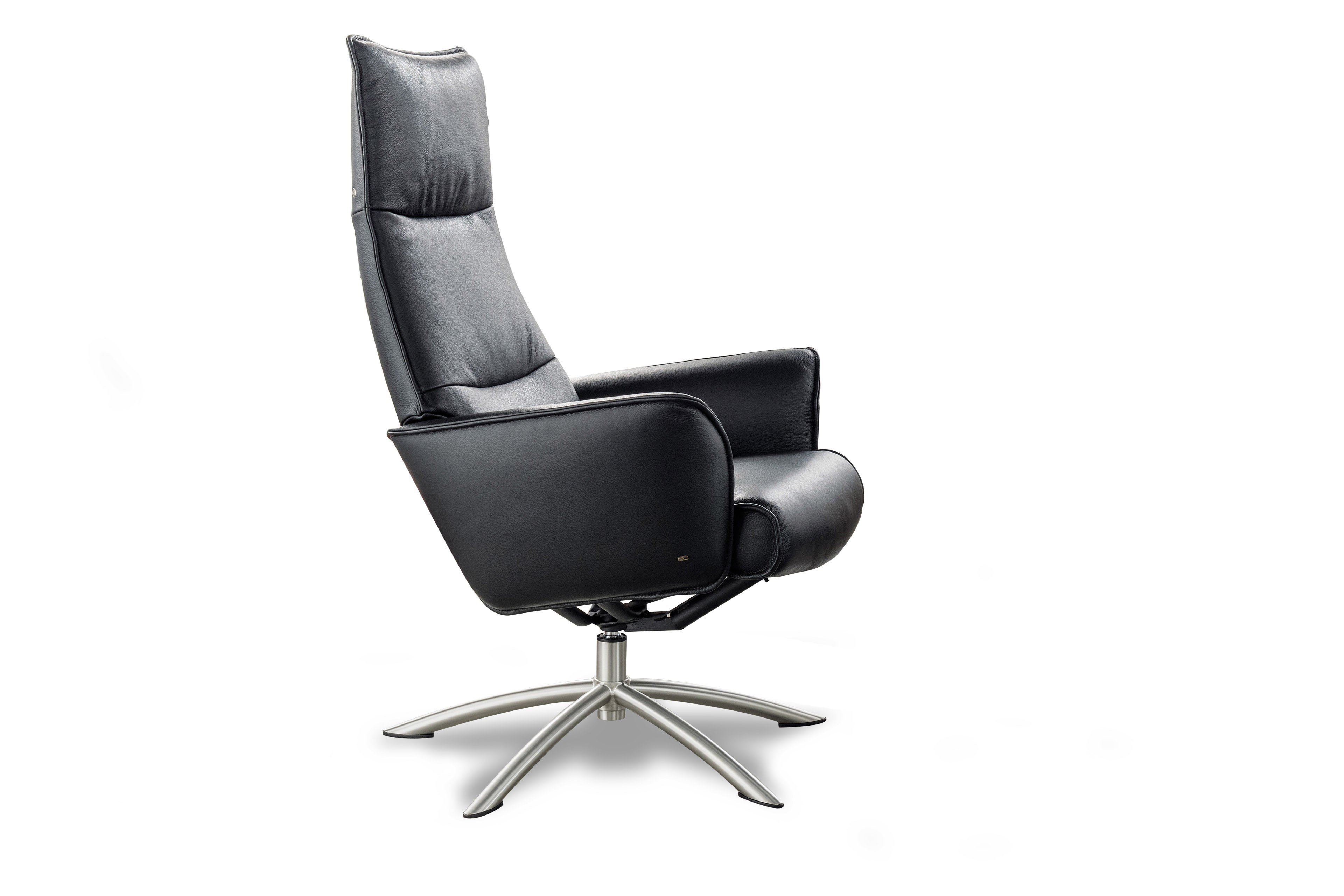 Relaxsessel schwarz simple conform timeout relaxsessel for Fernseh liegesessel