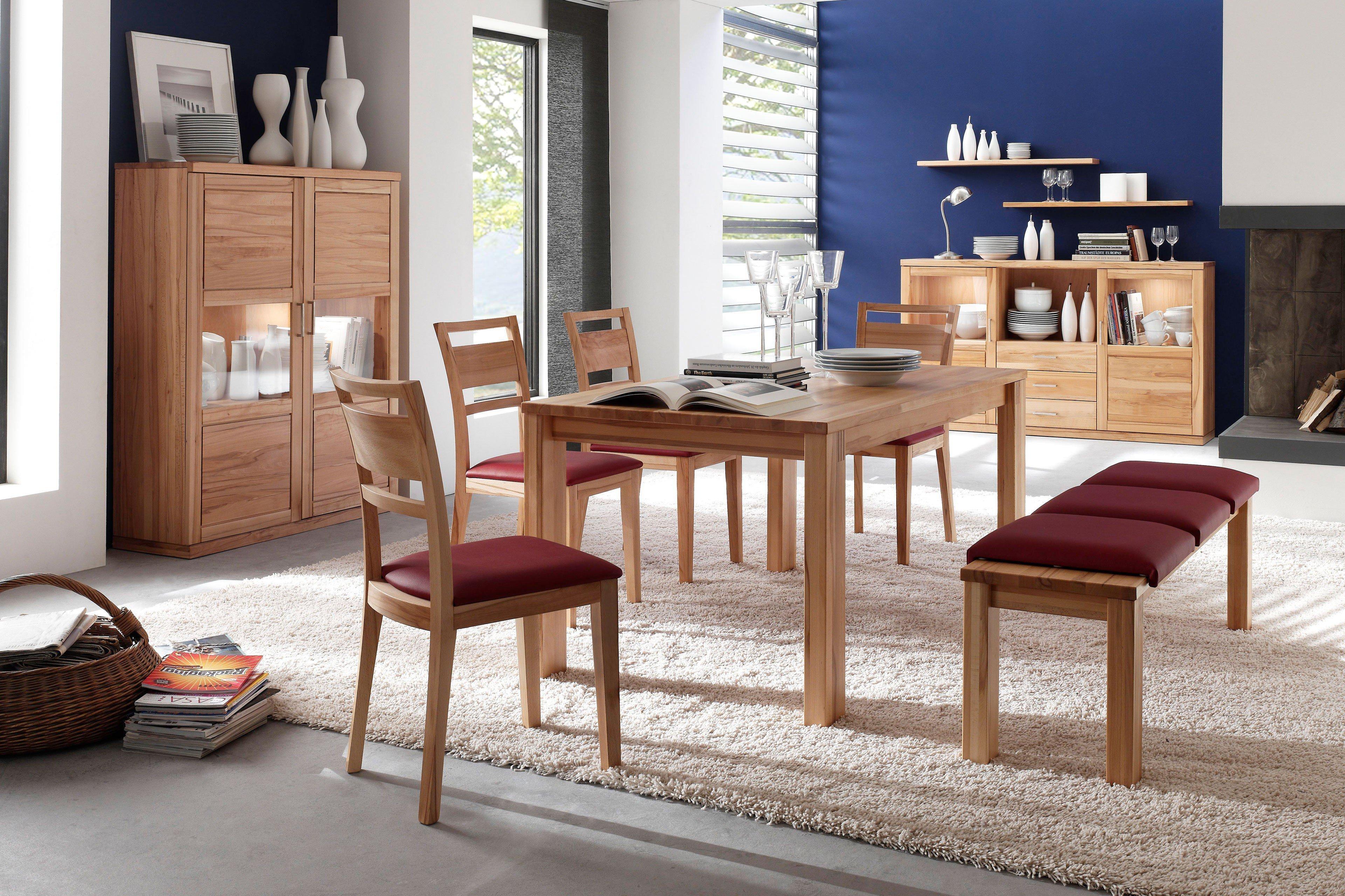 Esszimmer Von Dudinger   Tisch Loft/ Diana U0026 Stuhl Bianca