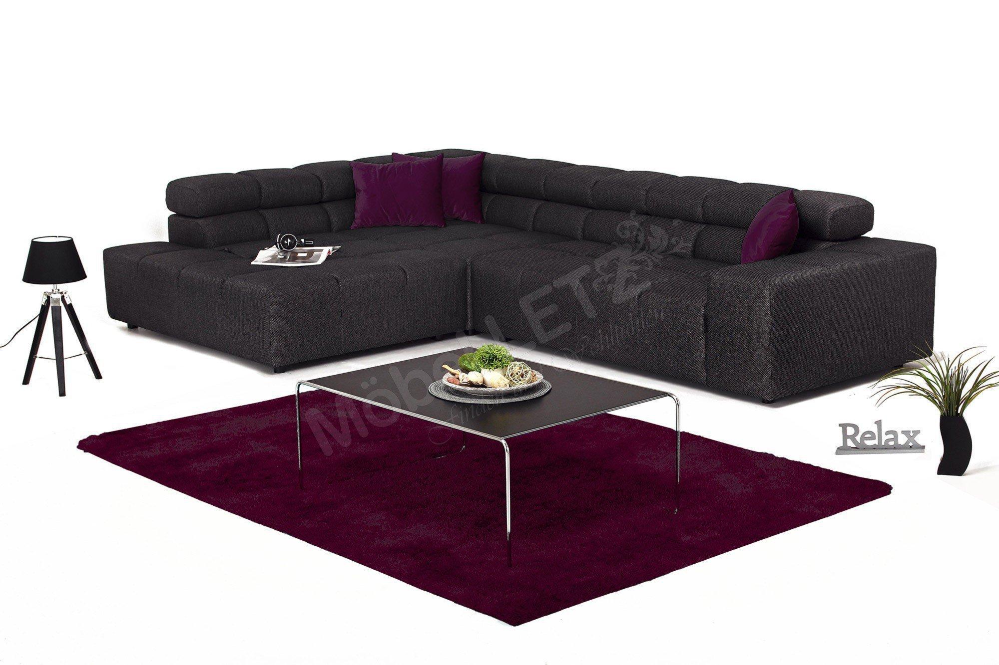 candy polsterm bel oregon ecksofa frost grey m bel letz ihr online shop. Black Bedroom Furniture Sets. Home Design Ideas