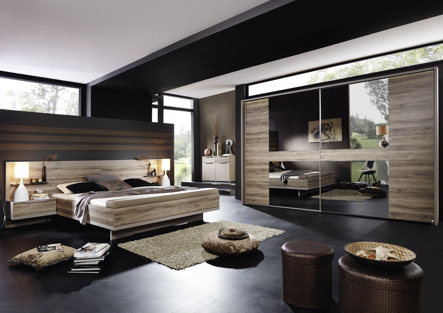 rauch ventura schlafzimmer set fango m bel letz ihr. Black Bedroom Furniture Sets. Home Design Ideas