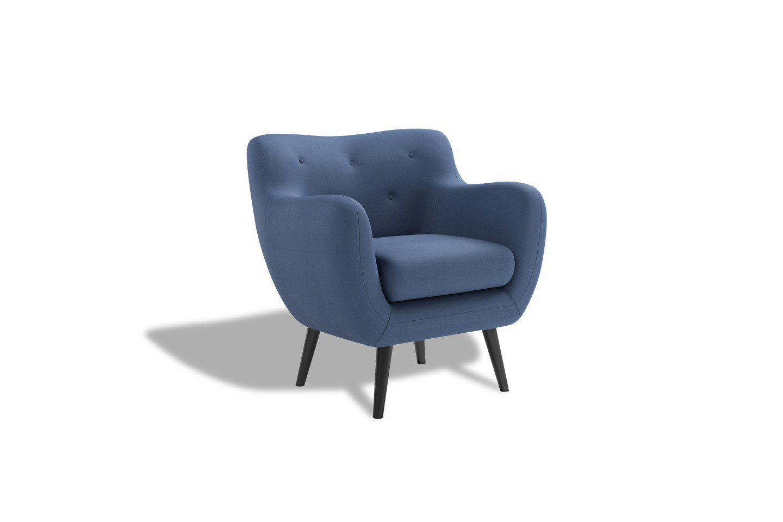new look george sofa in blau m bel letz ihr online shop. Black Bedroom Furniture Sets. Home Design Ideas