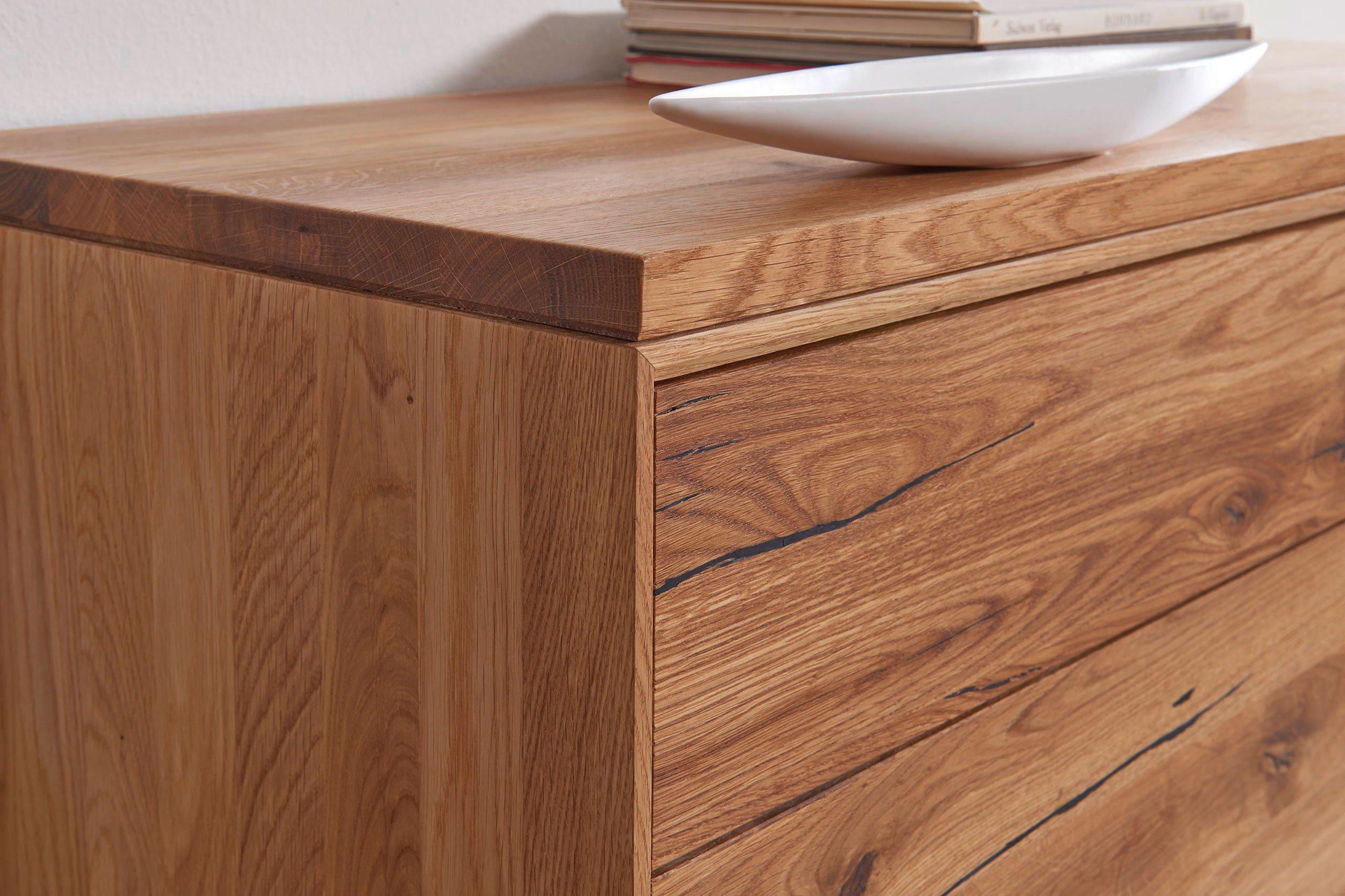 dudinger furniture highboard alexandra ax 4223 eiche massiv ge lt m bel letz ihr online shop. Black Bedroom Furniture Sets. Home Design Ideas