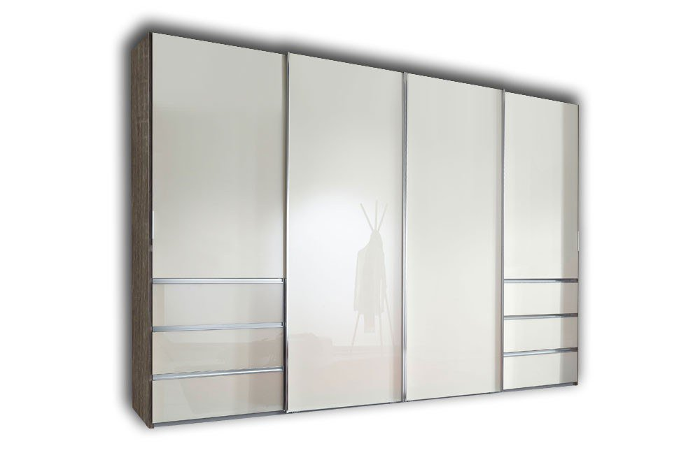 Wiemann Malibu Kleiderschrank 4-türig | Möbel Letz - Ihr Online-Shop