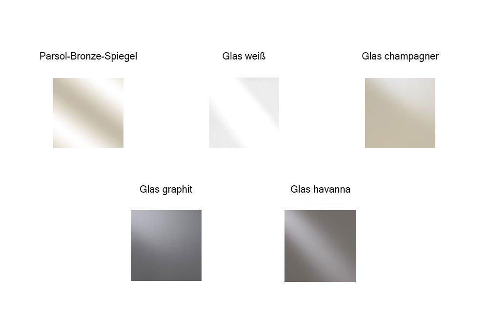 Wiemann Malibu Schrank Griffe chrom | Möbel Letz - Ihr Online-Shop