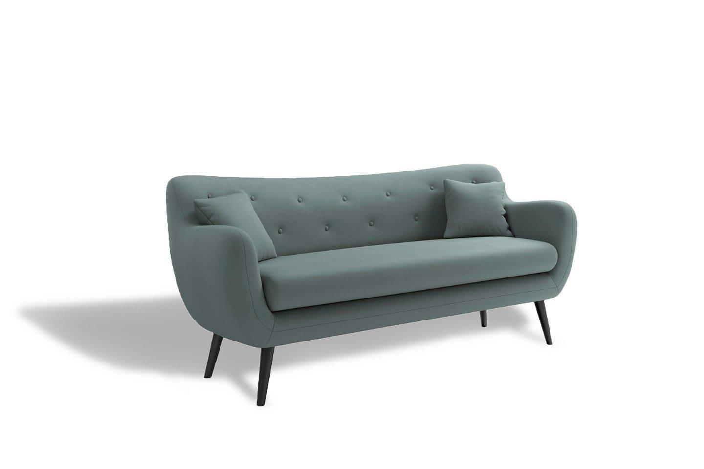 new look m bel george sofagarnitur gr n m bel letz ihr online shop. Black Bedroom Furniture Sets. Home Design Ideas