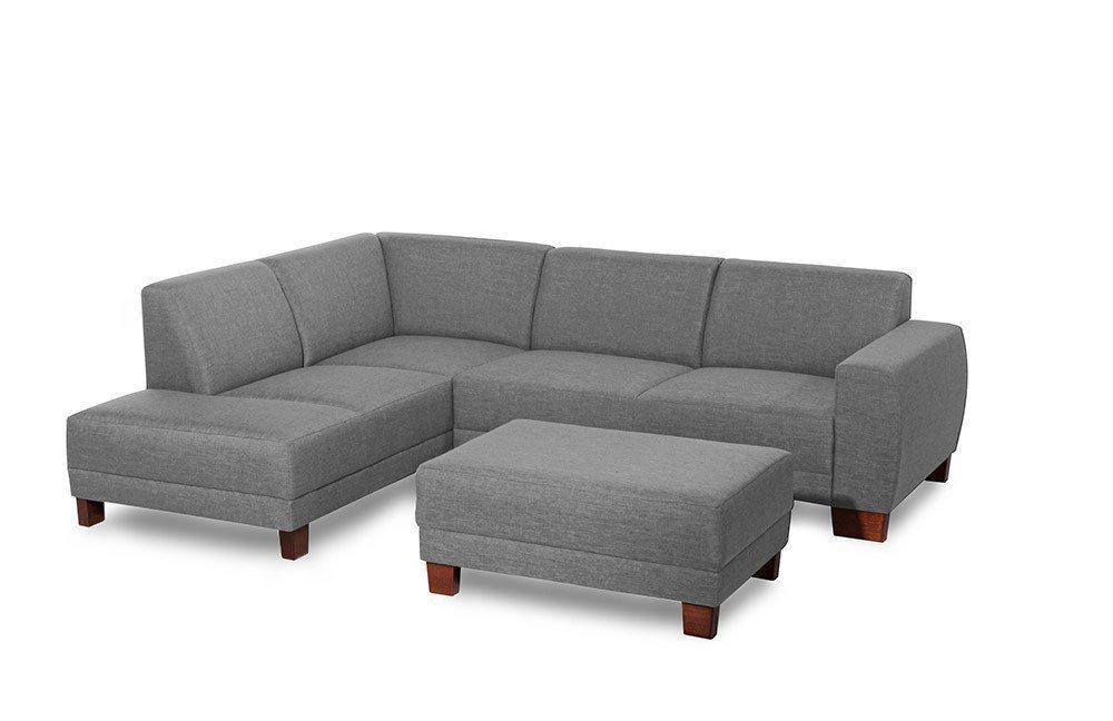 max winzer blackpool garnitur grau m bel letz ihr online shop. Black Bedroom Furniture Sets. Home Design Ideas